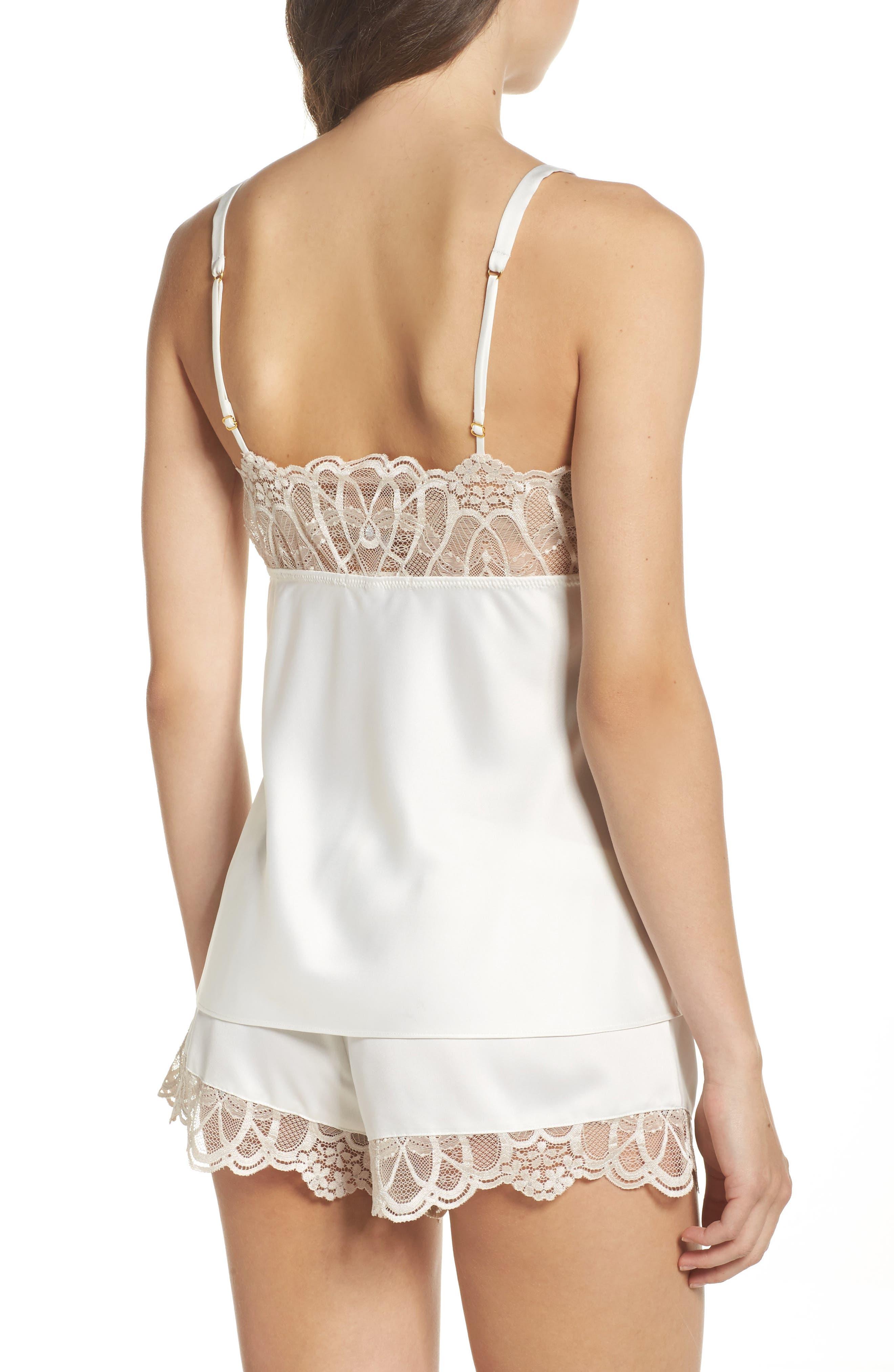 Alternate Image 2  - Flora Nikrooz Gabby Short Pajamas