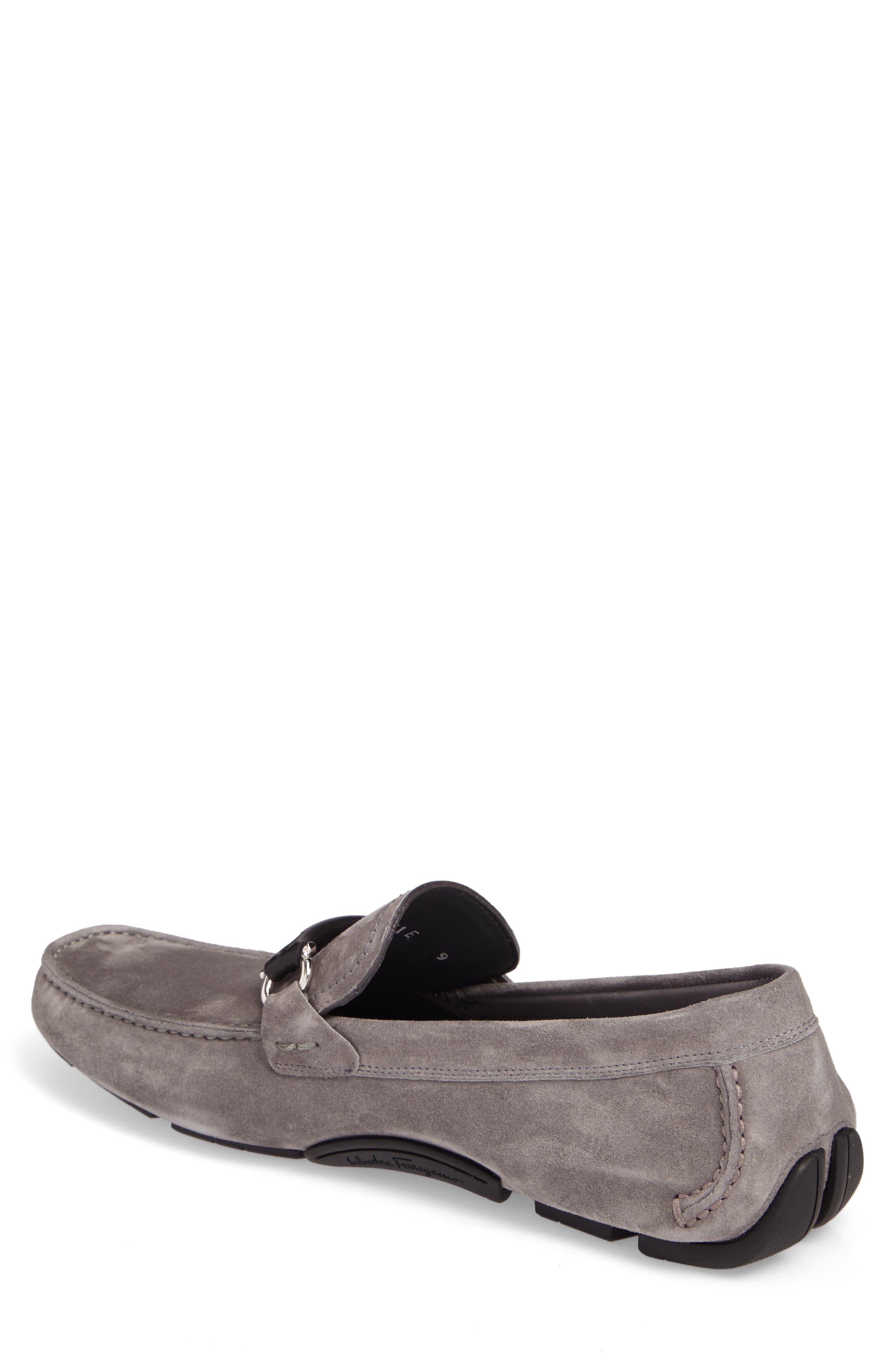 Alternate Image 2  - Salvatore Ferragamo GranprixDriving Shoe (Men)