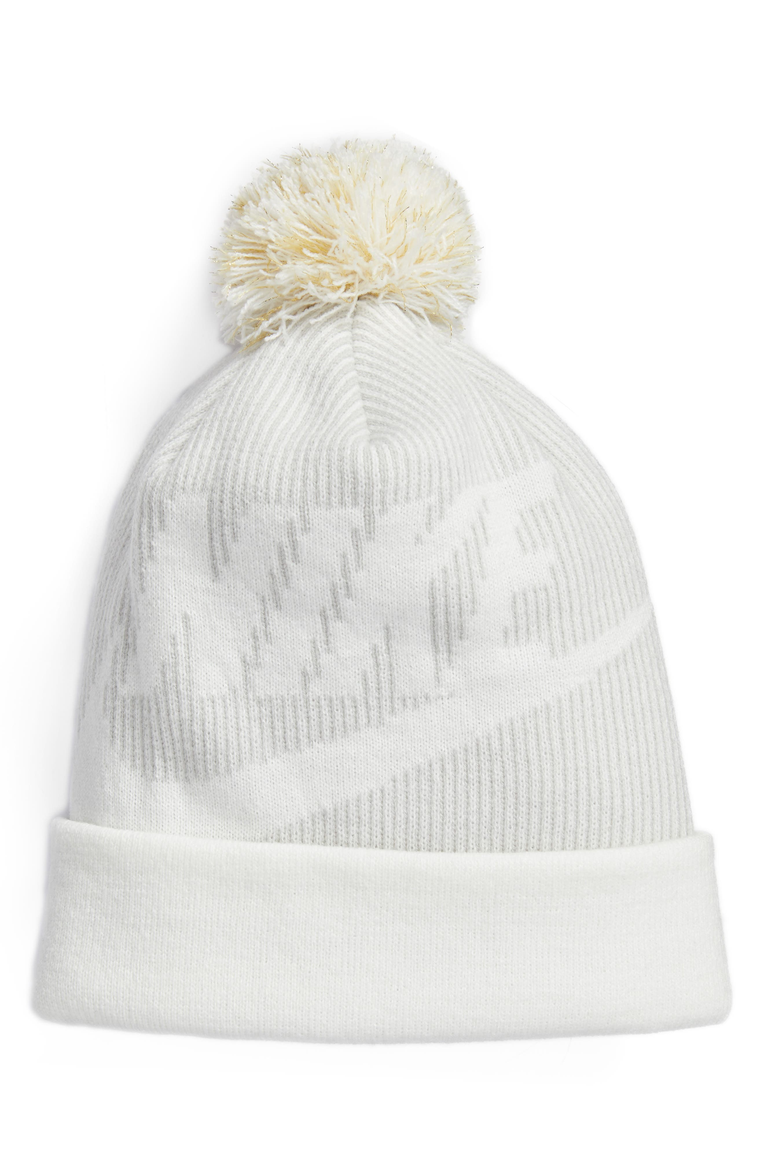 Nike Sportswear Beanie with Removable Pom