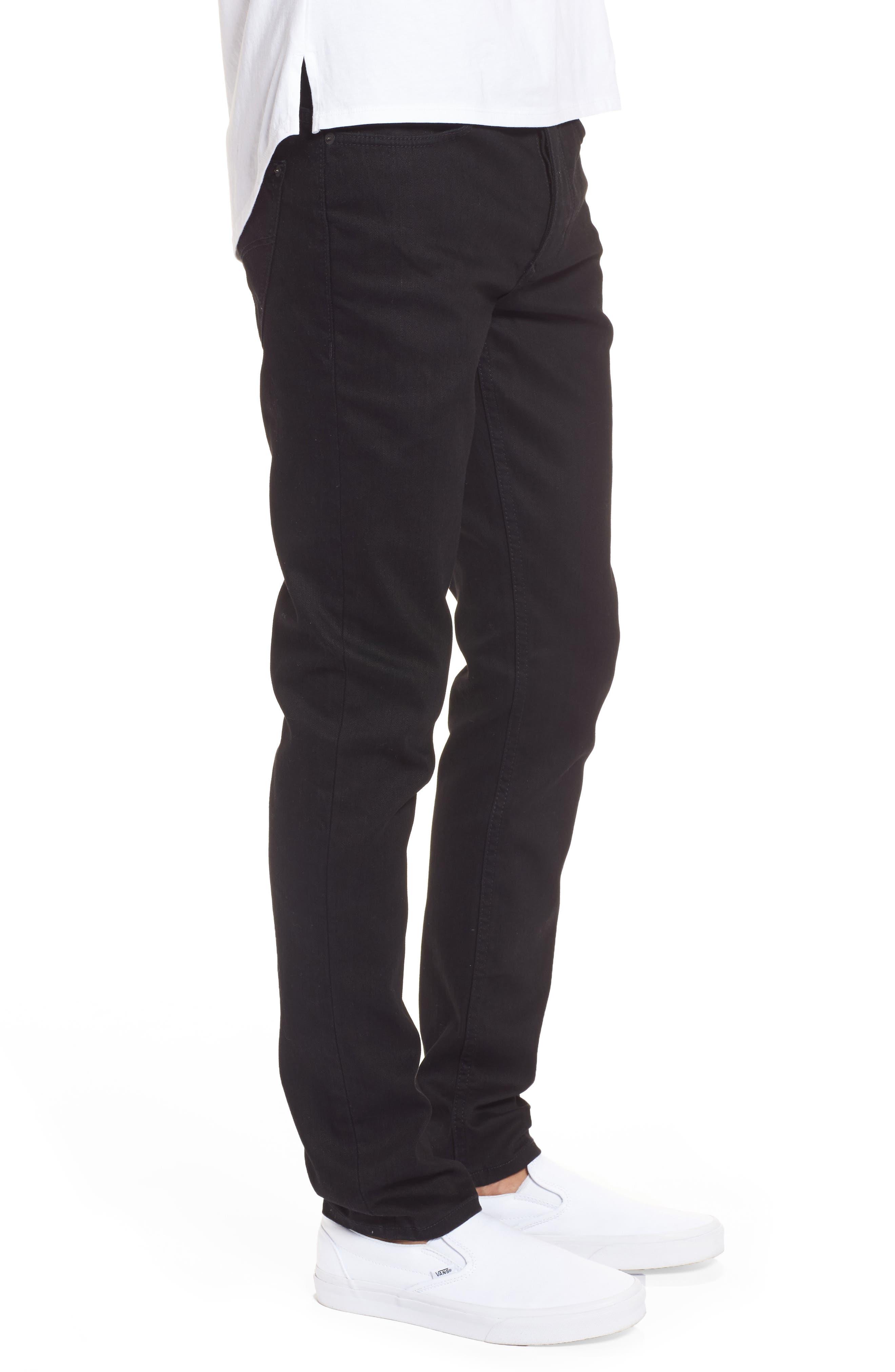 Alternate Image 3  - Calvin Klein Skinny Jeans