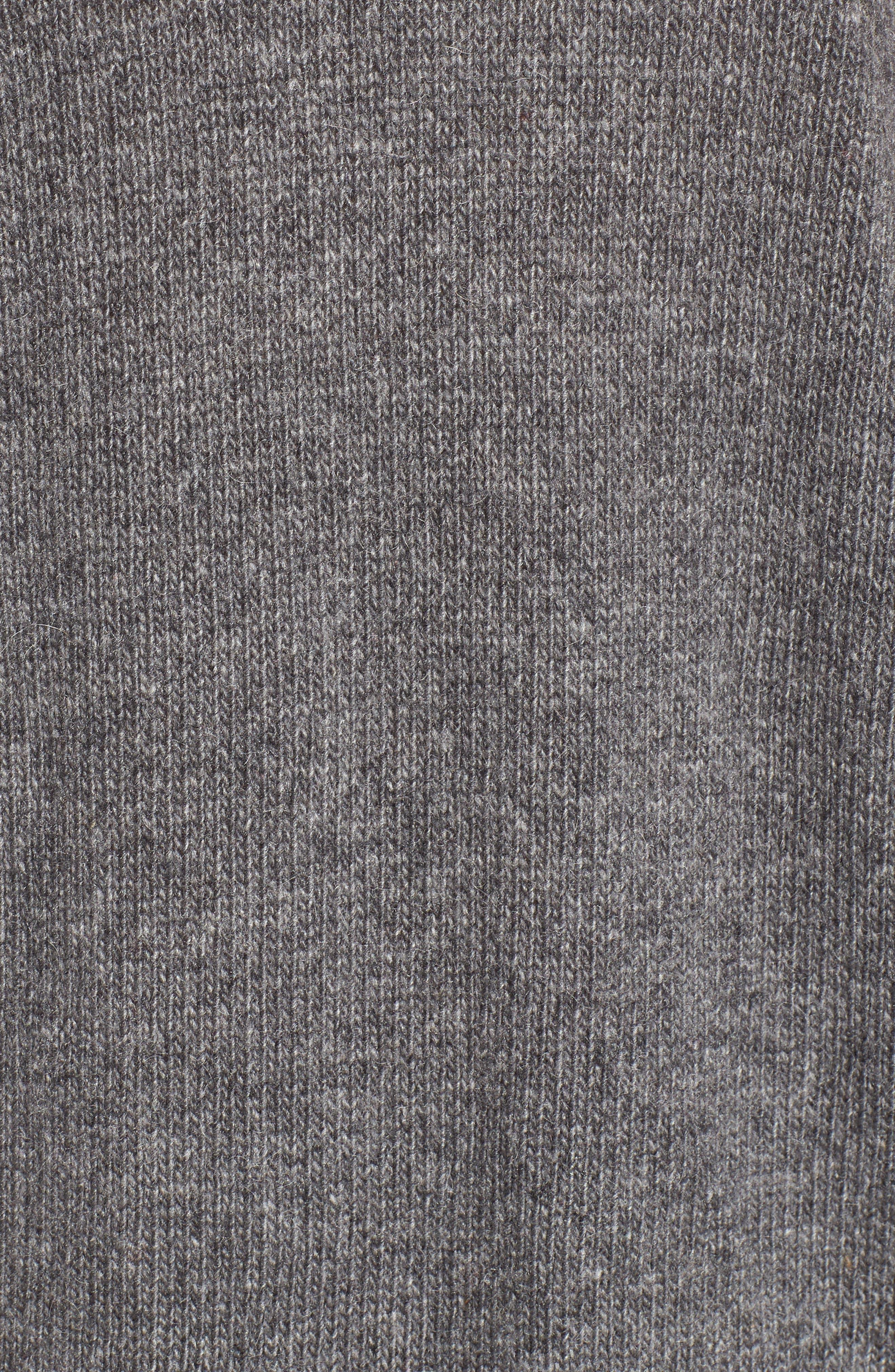 Alternate Image 5  - KENDALL + KYLIE Lace-Up Cold Shoulder Minidress