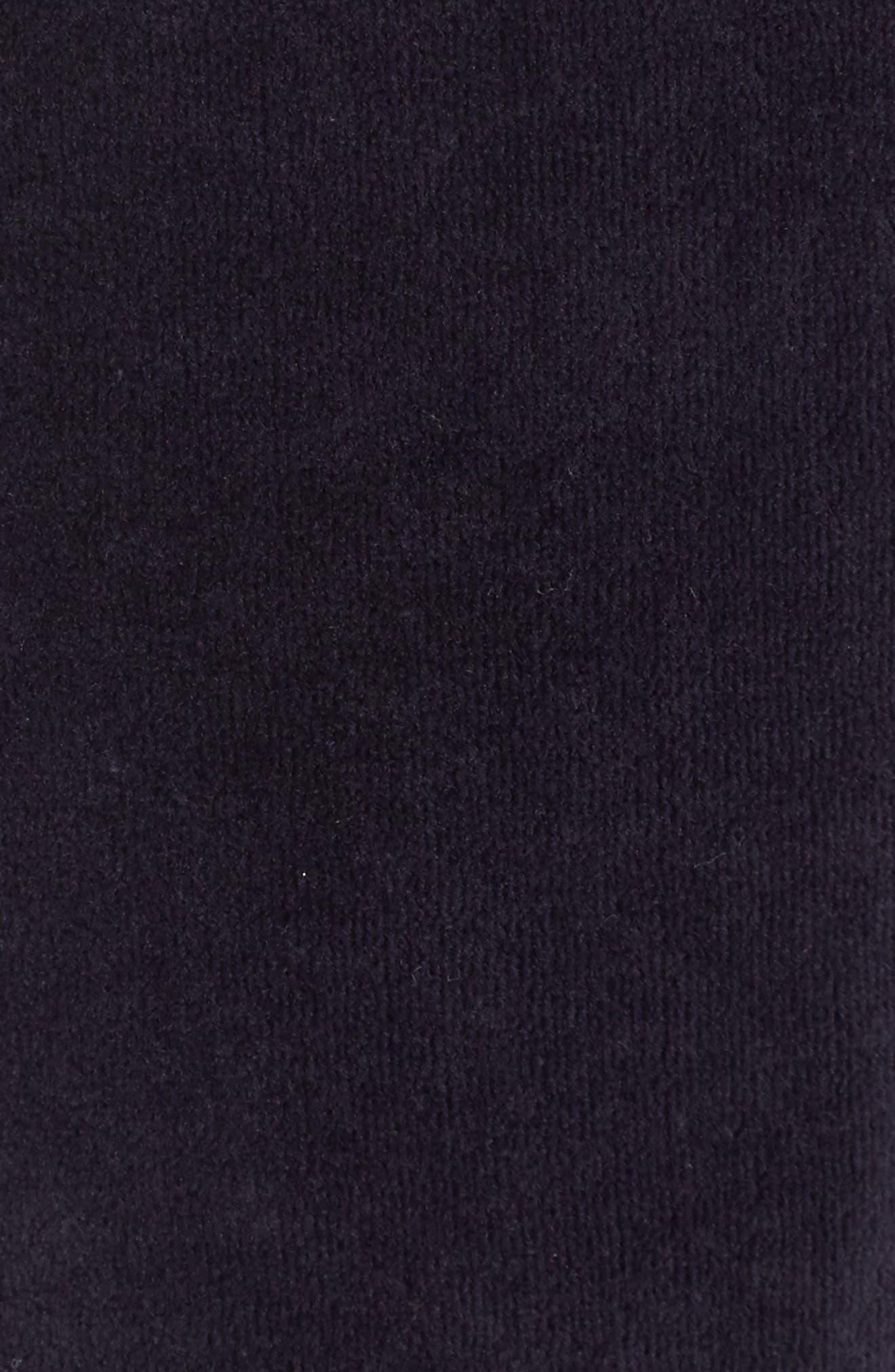 Velour Jogger Pants,                             Alternate thumbnail 5, color,                             Nine Iron