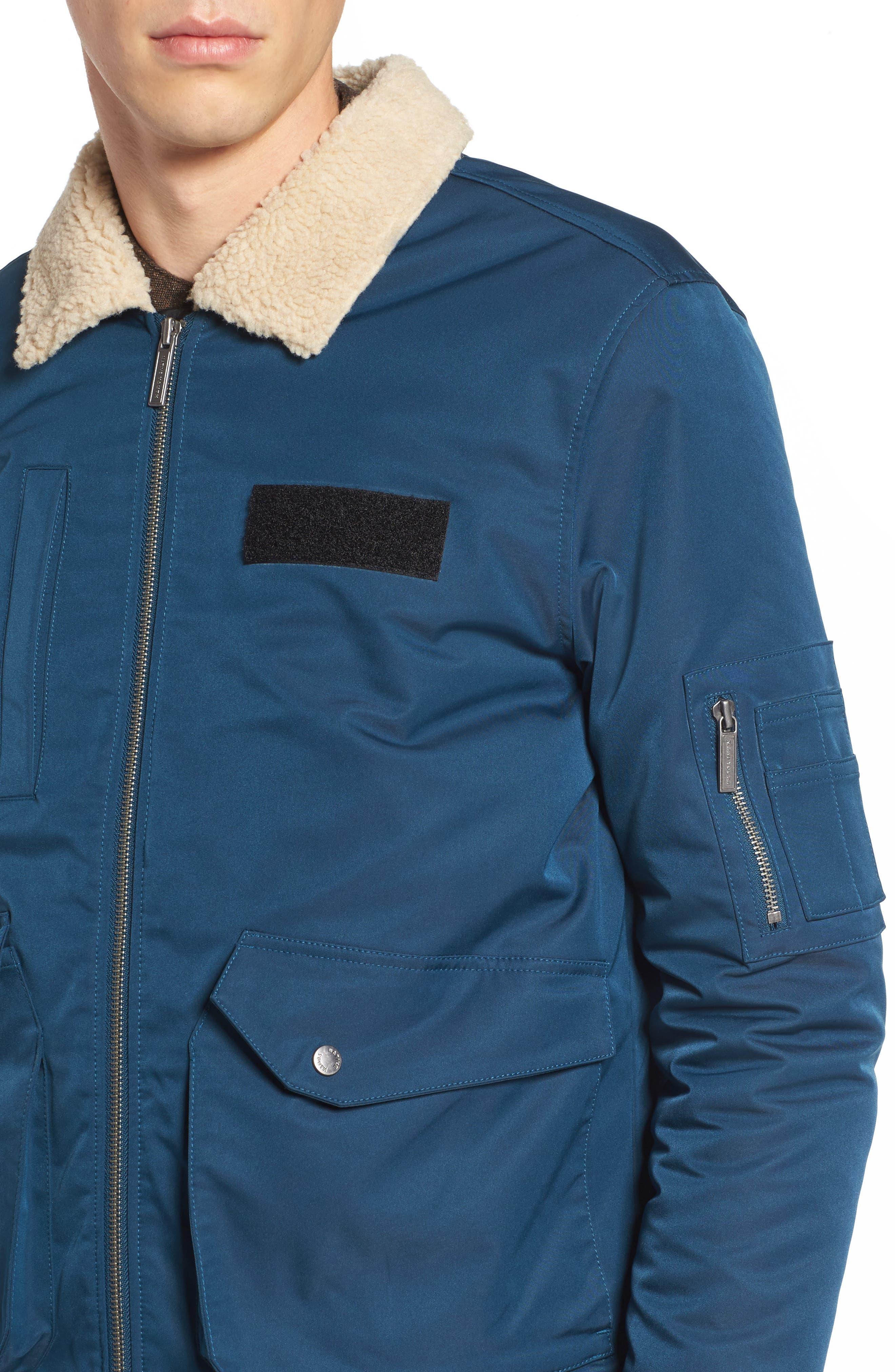 Alternate Image 4  - Native Youth Stamford Jacket
