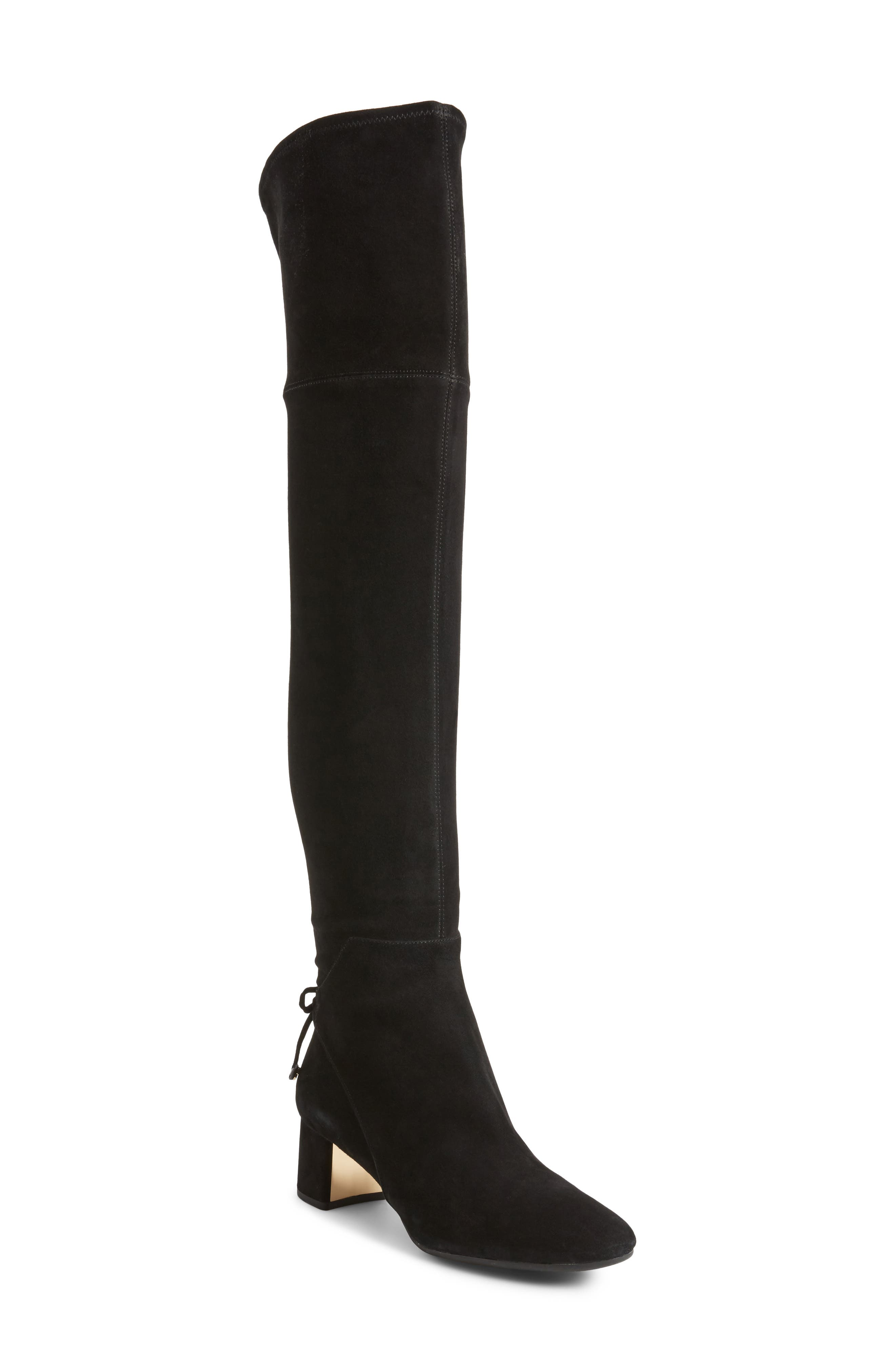 Tory Burch Laila Over the Knee Boot (Women)
