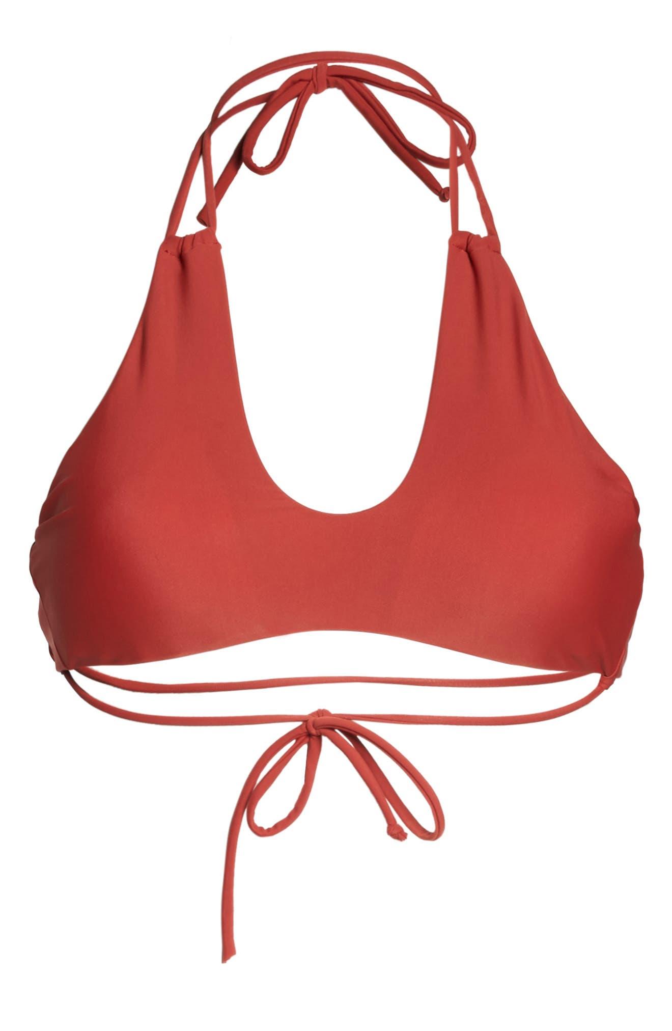 Alternate Image 6  - BCA Strappy Bikini Top