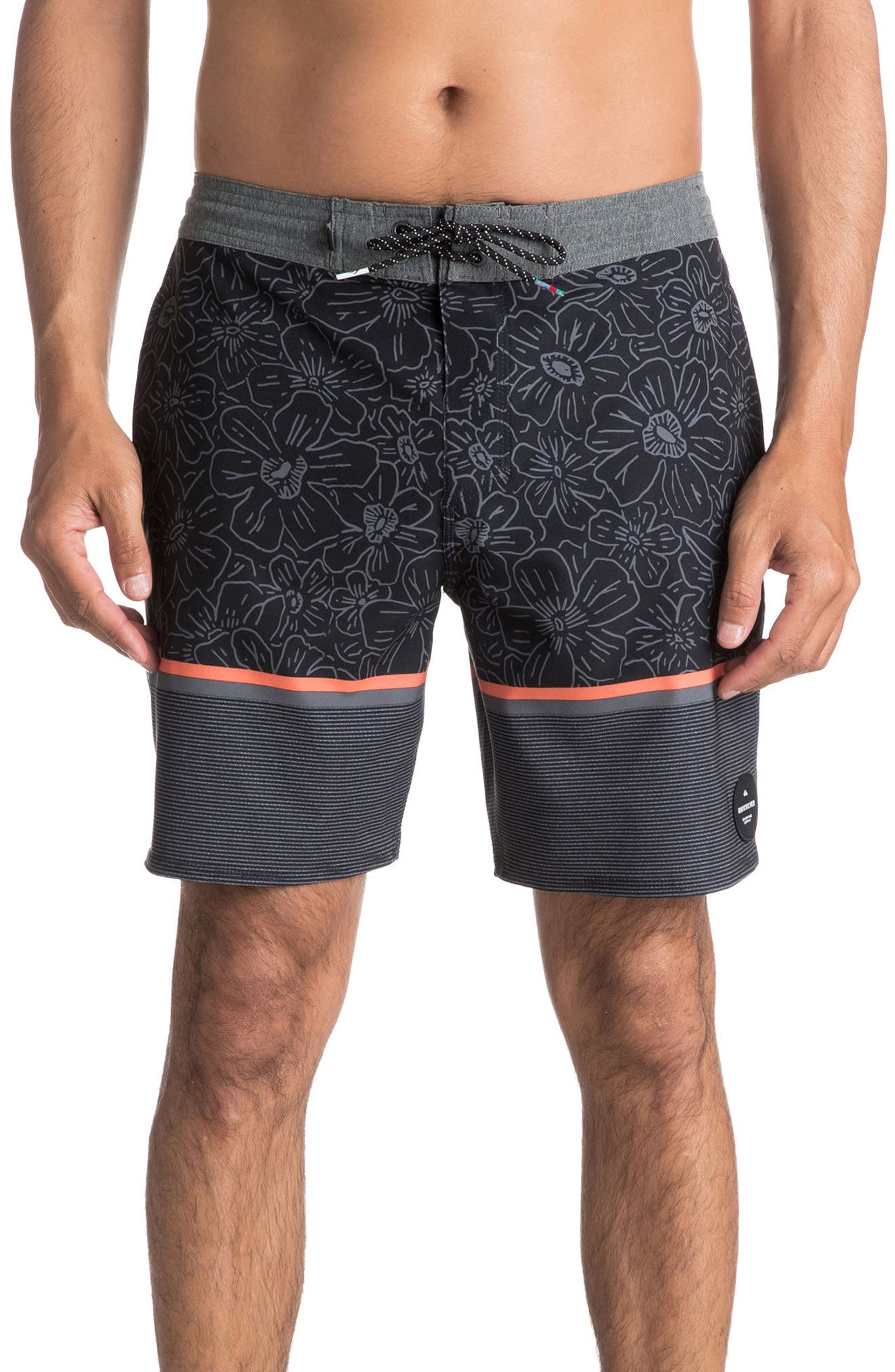 Quiksilver Electric Hippy Board Shorts
