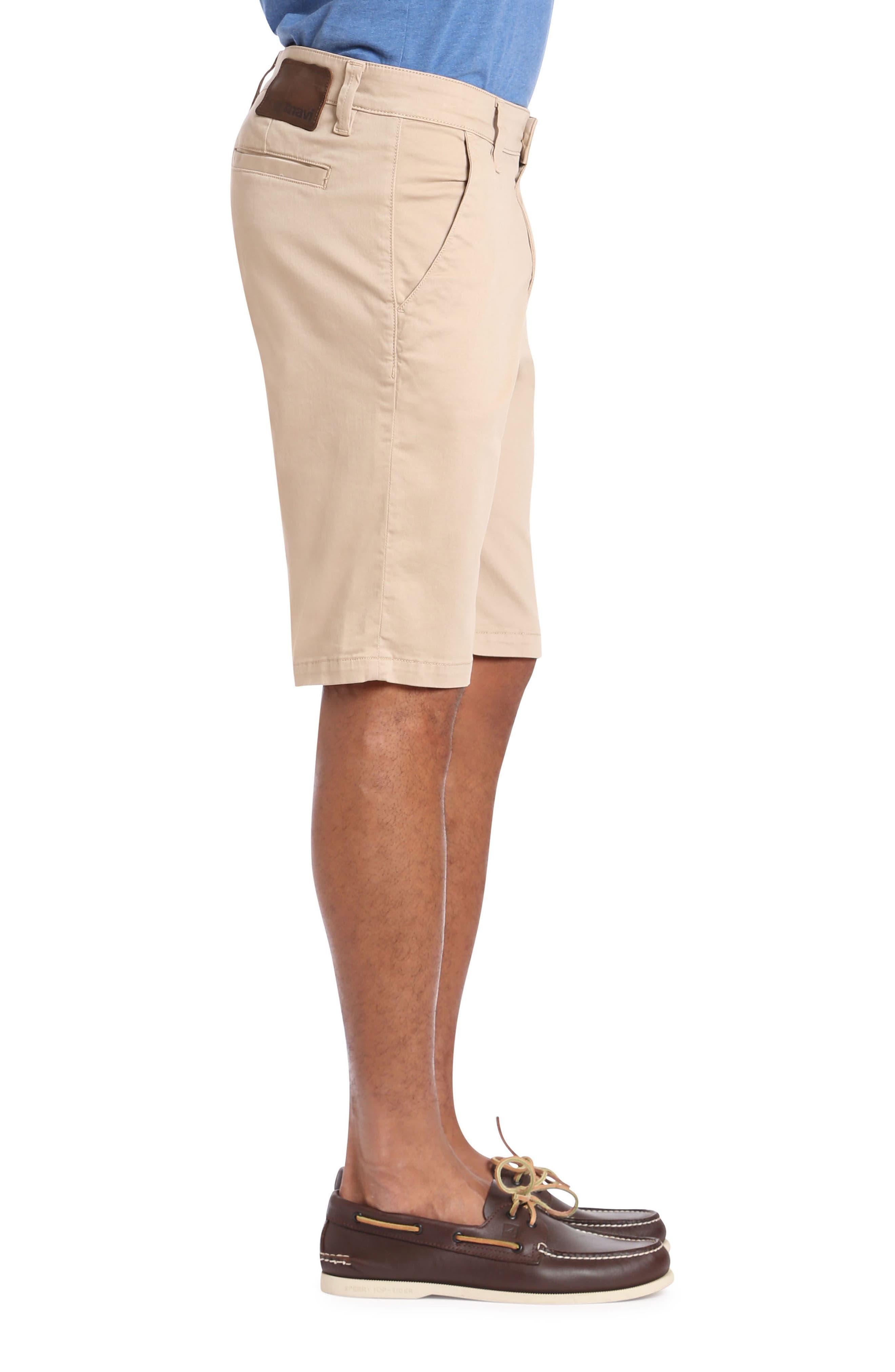 Alternate Image 2  - Mavi Jeans Jacob Twill Shorts