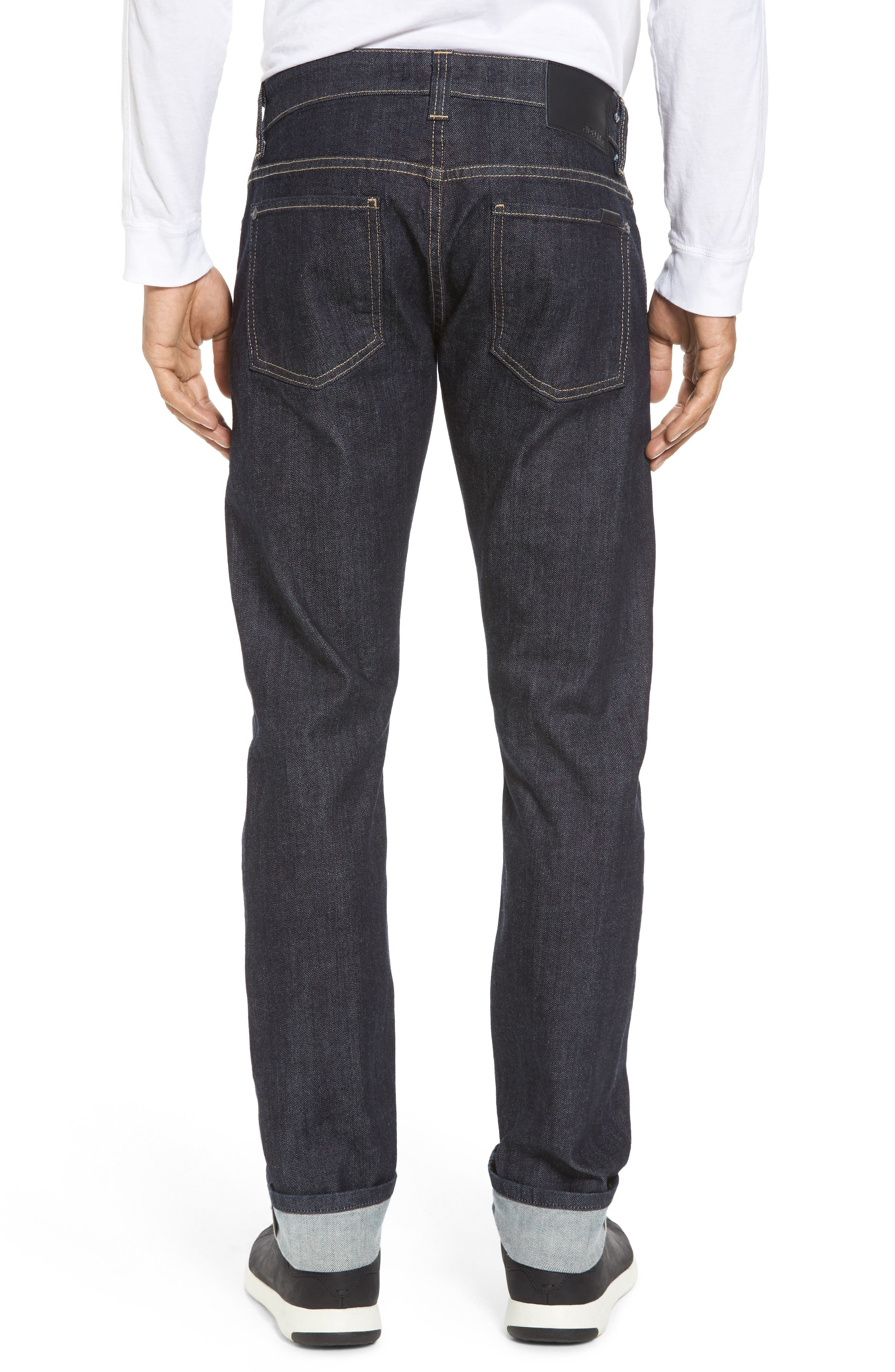 Alternate Image 2  - Fidelity Denim Torino Slim Fit Jeans (Akiba)