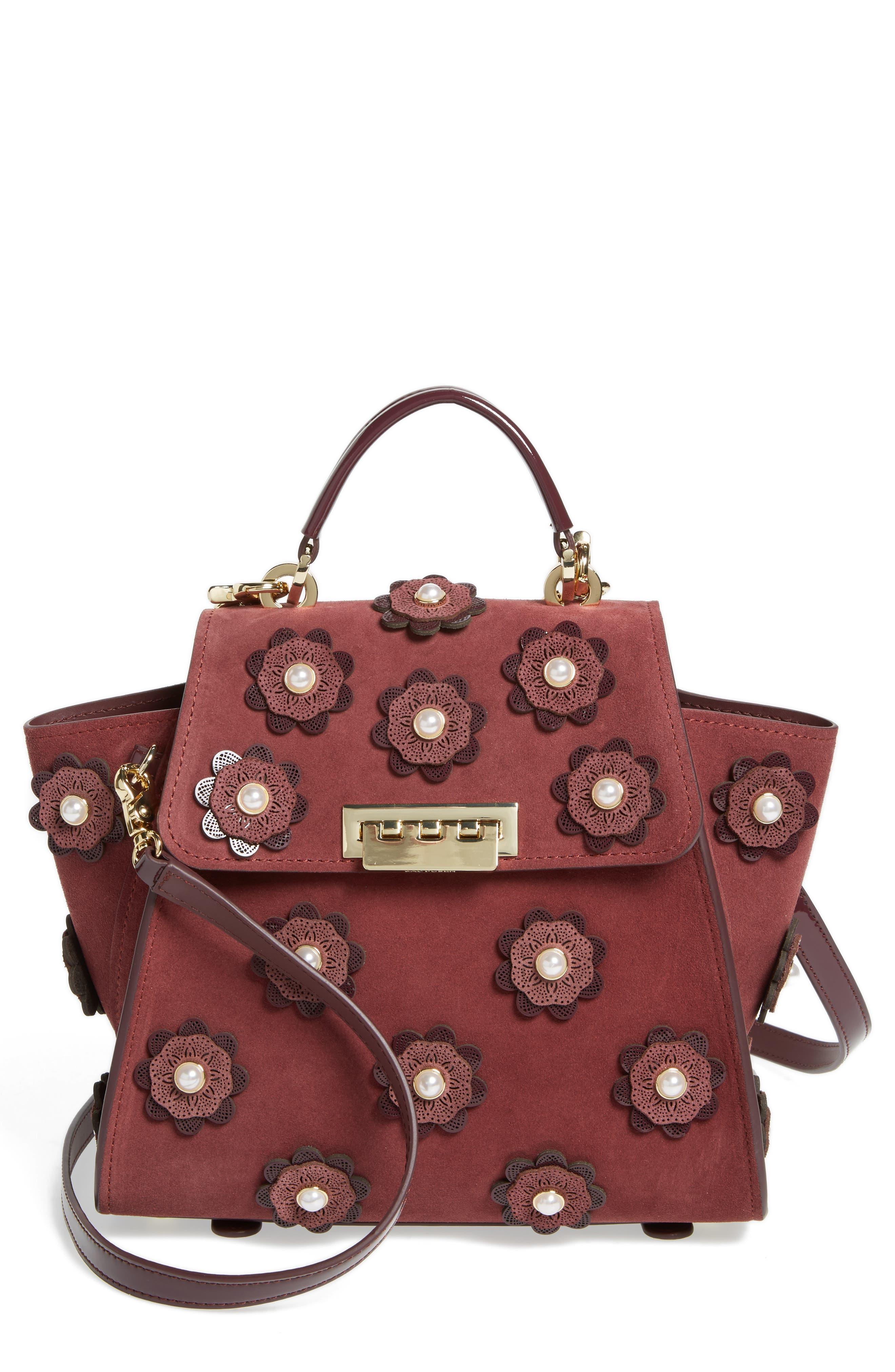 ZAC Zac Posen Eartha Iconic Convertible Leather Backpack
