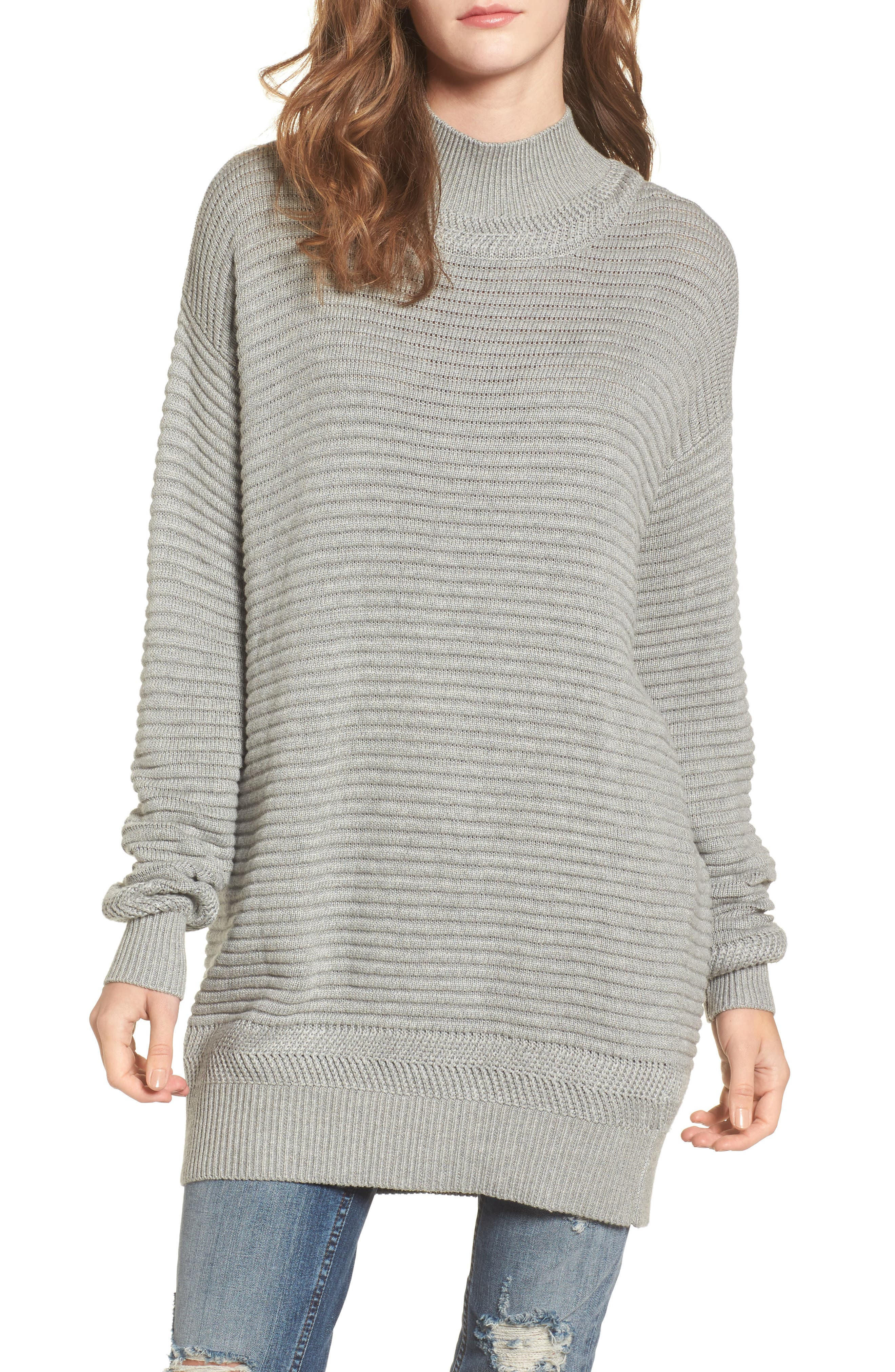 Main Image - RVCA What Now Cotton Sweater