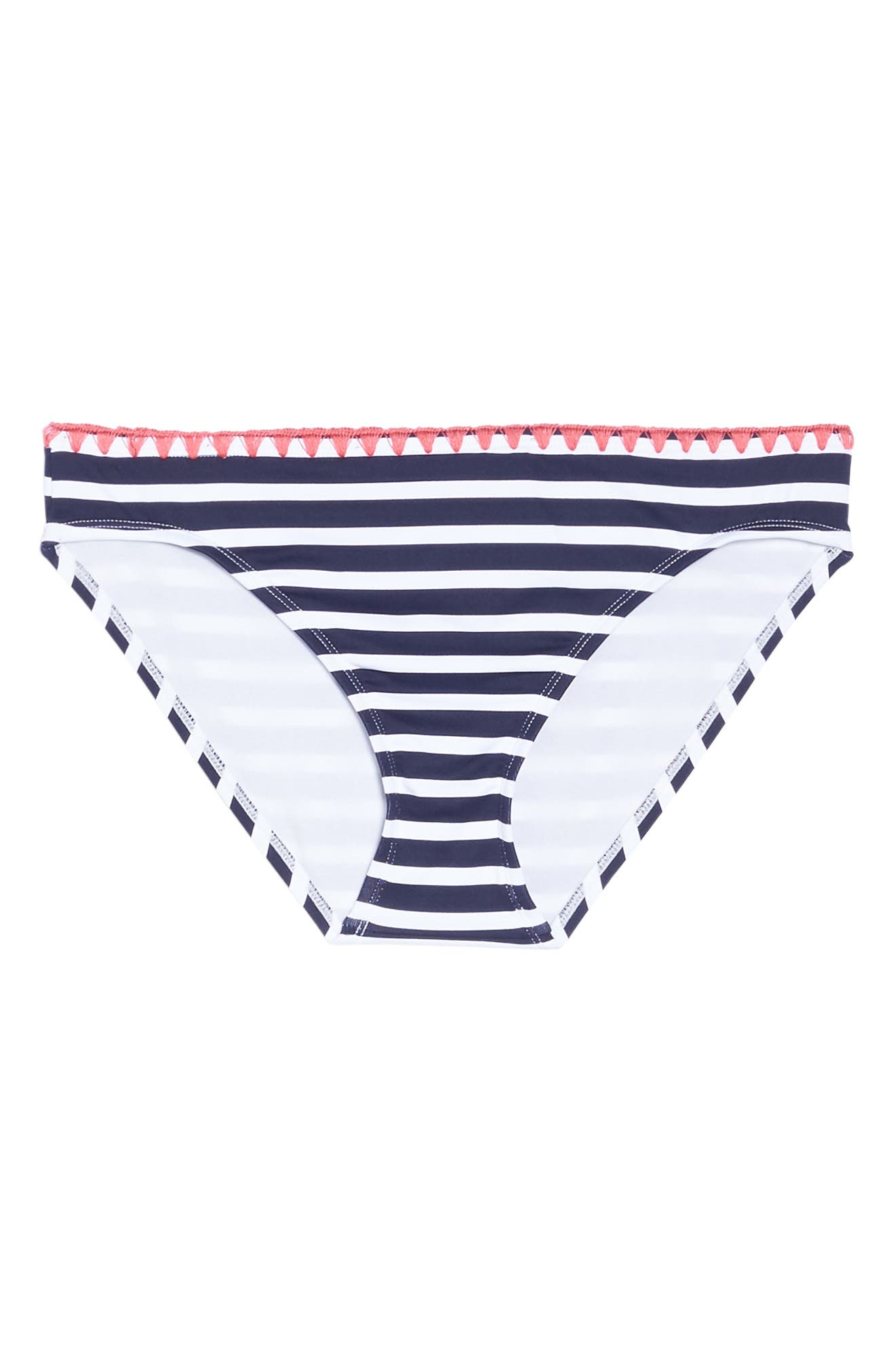 Alternate Image 6  - Tommy Bahama Breton Stripe Bikini Bottoms