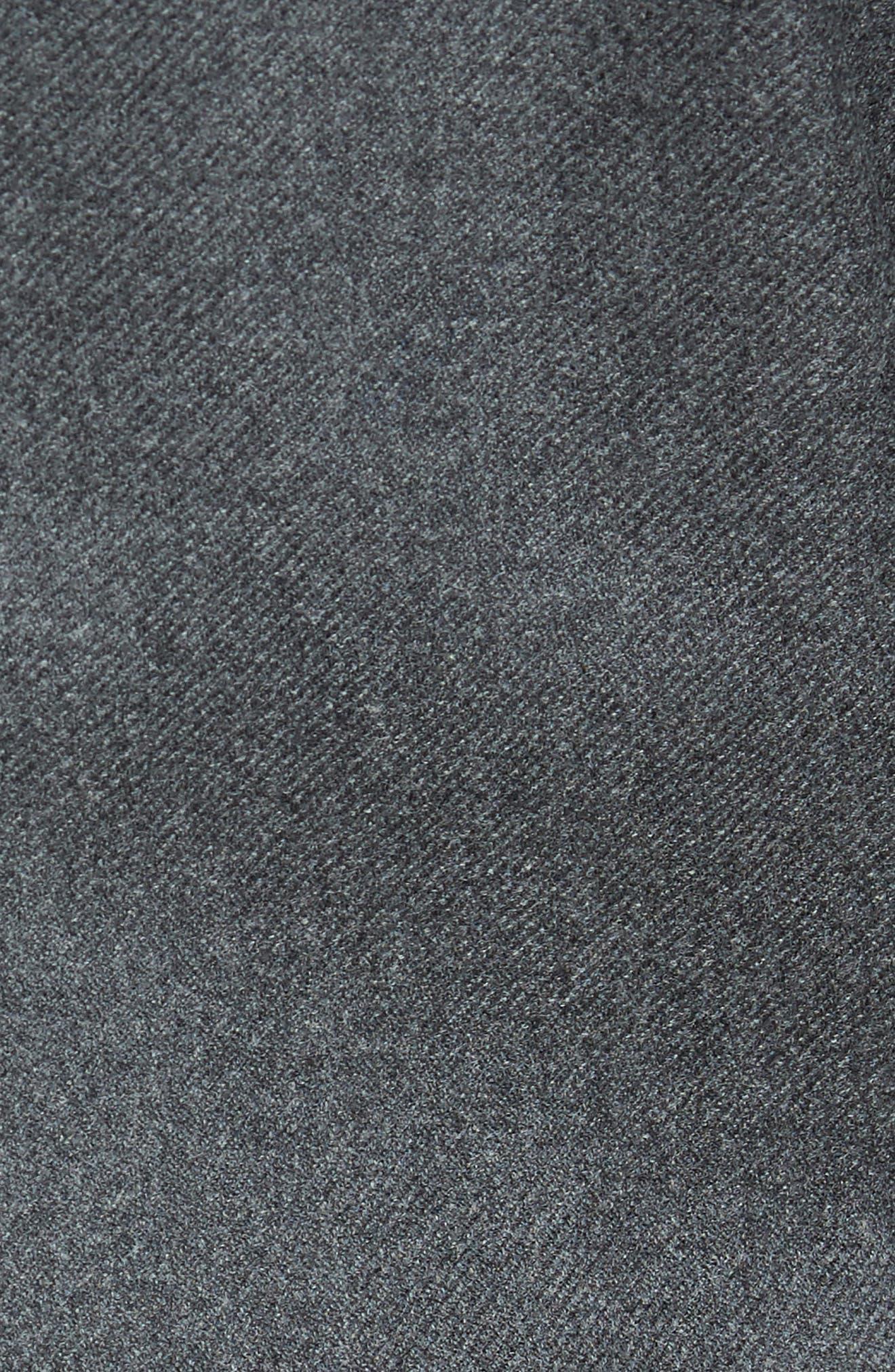 Alternate Image 5  - David Donahue Loro Piana Storm System Shirt Jacket