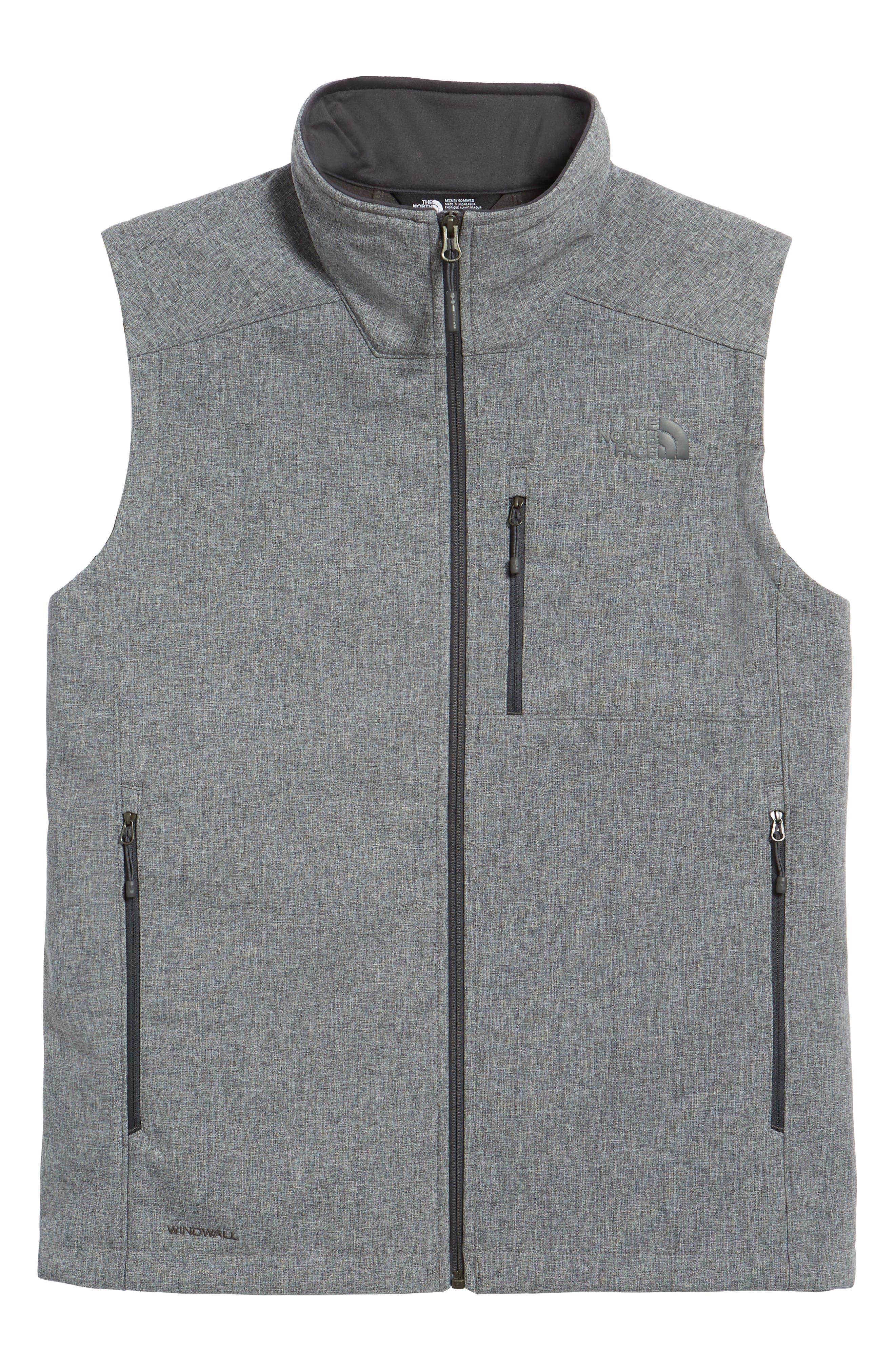 Apex Bionic 2 Vest,                             Alternate thumbnail 6, color,                             Tnf Medium Grey Heather