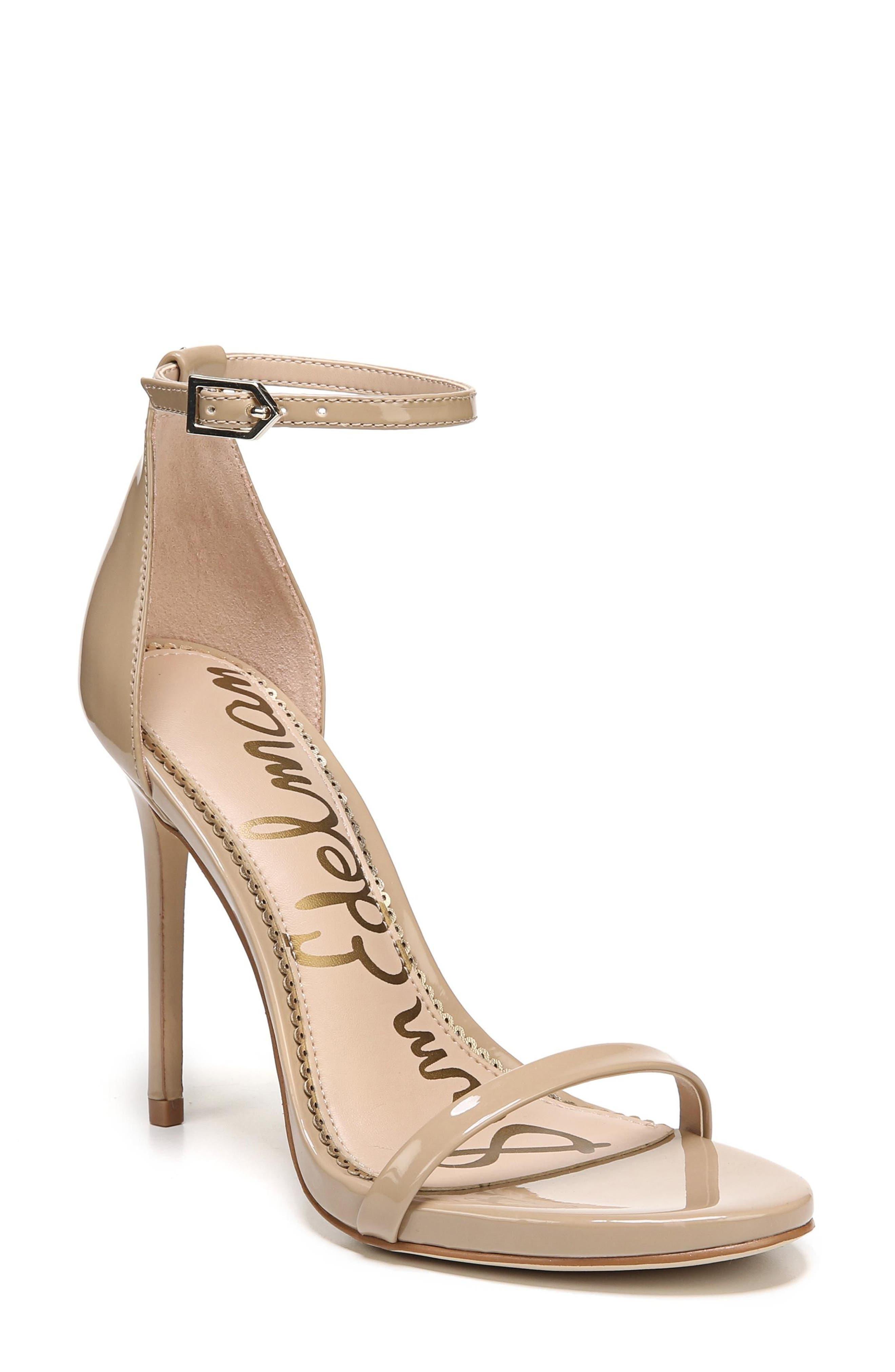 Sam Edelman Ariella Ankle Strap Sandal (Women)
