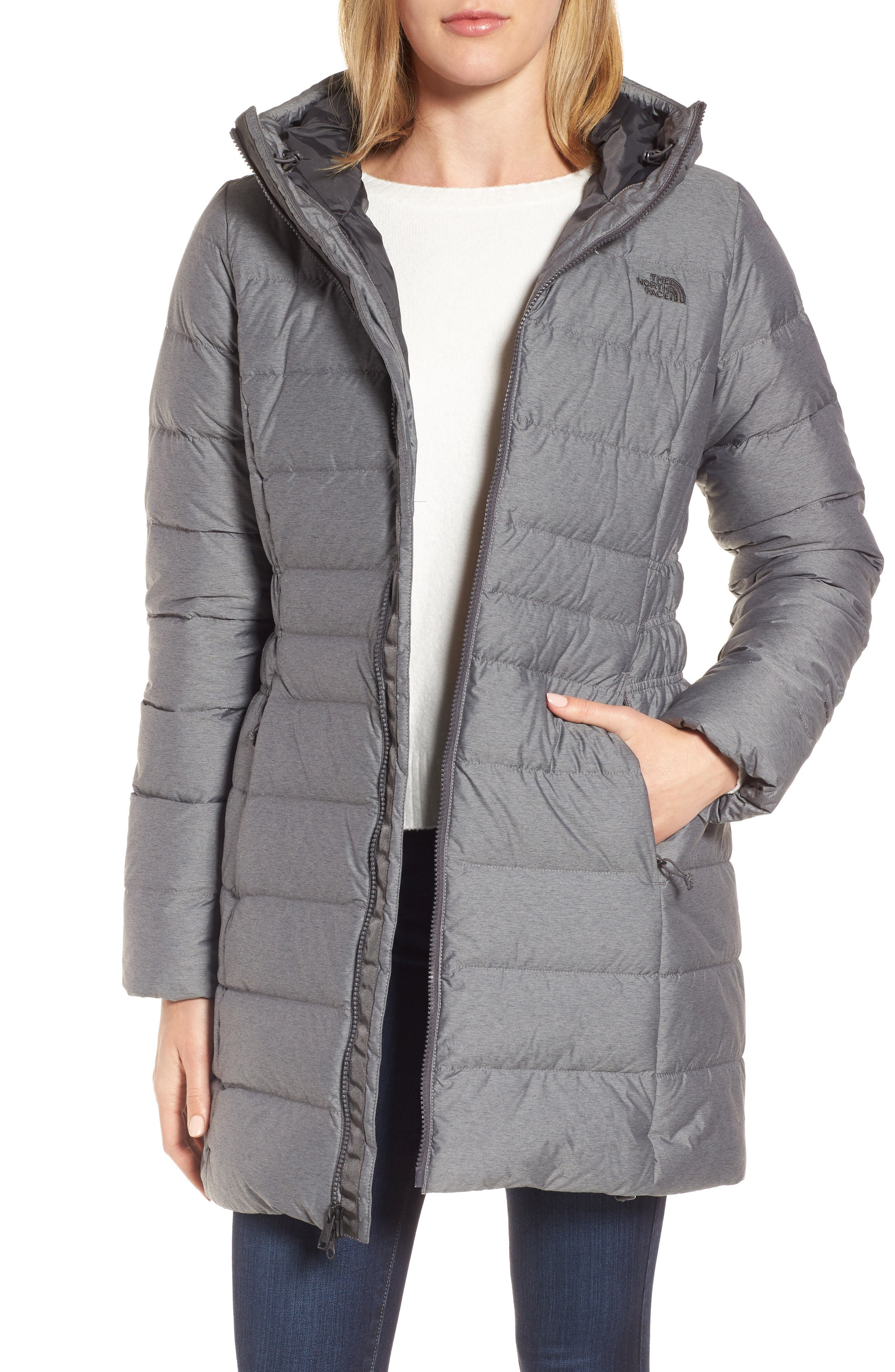 Alternate Image 1 Selected - The North Face Gotham II Down Parka