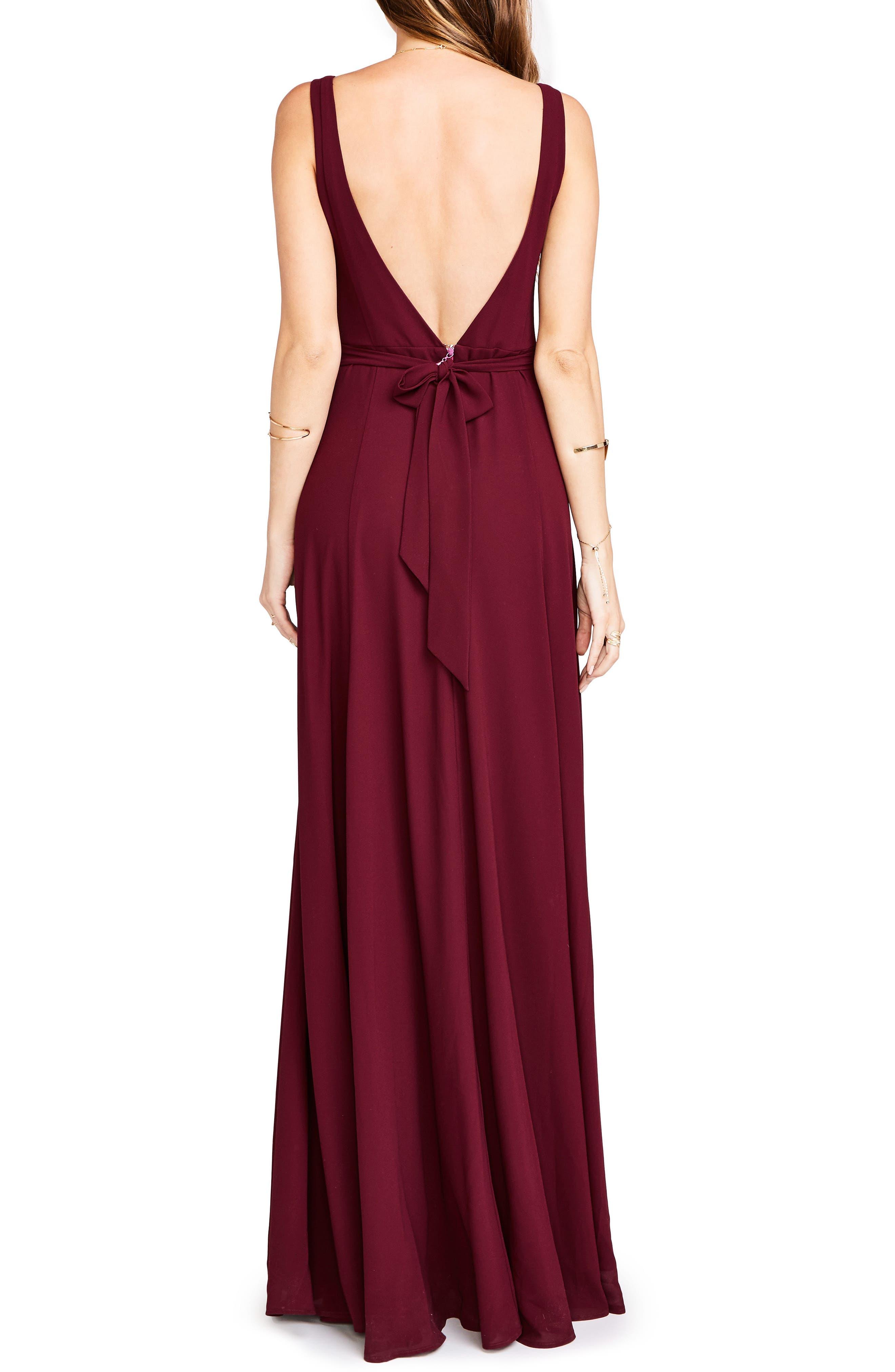 Alternate Image 2  - Show Me Your Mumu Jen Maxi Gown