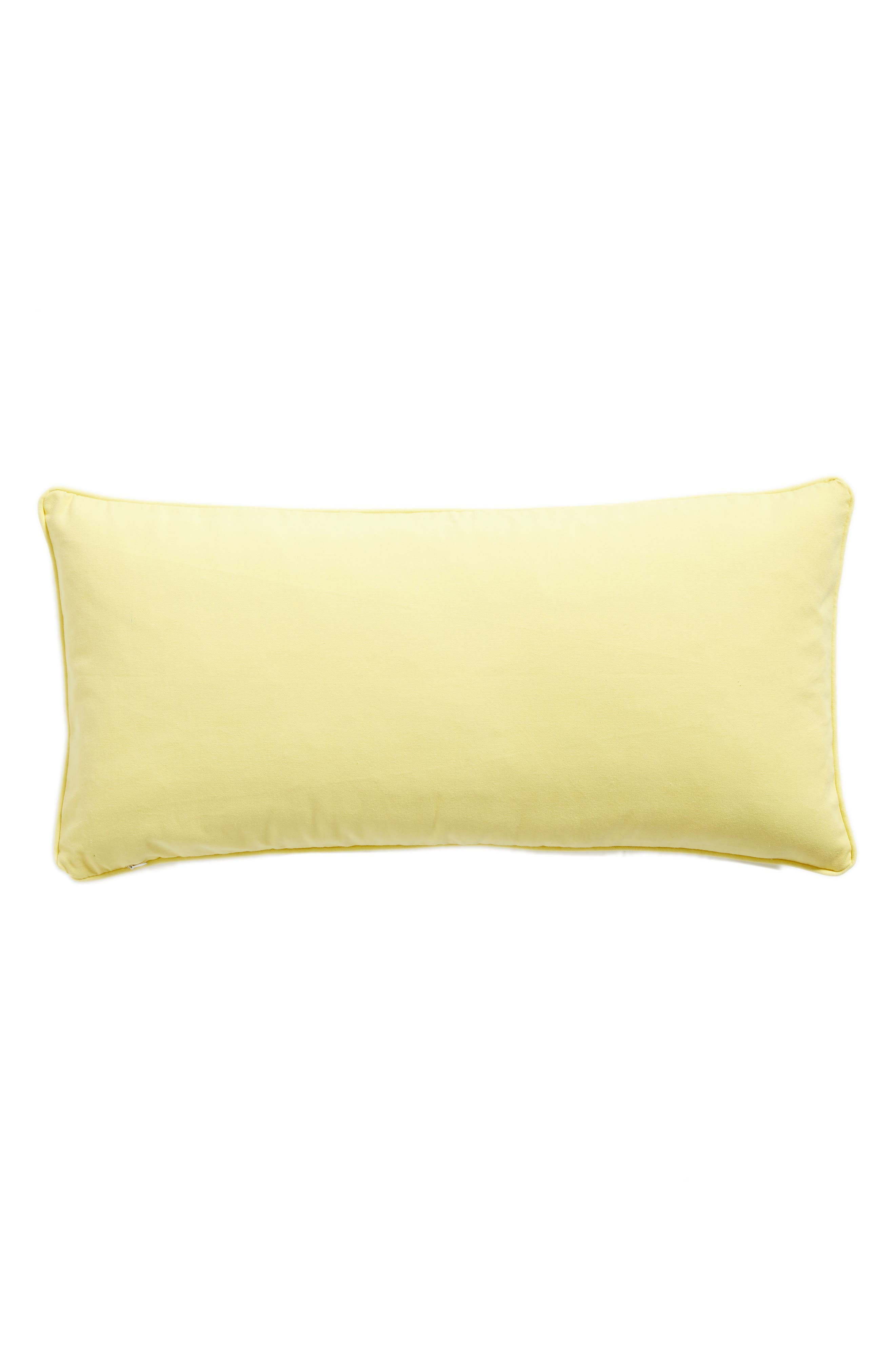 Alternate Image 2  - Levtex Remie Embroidered Pillow