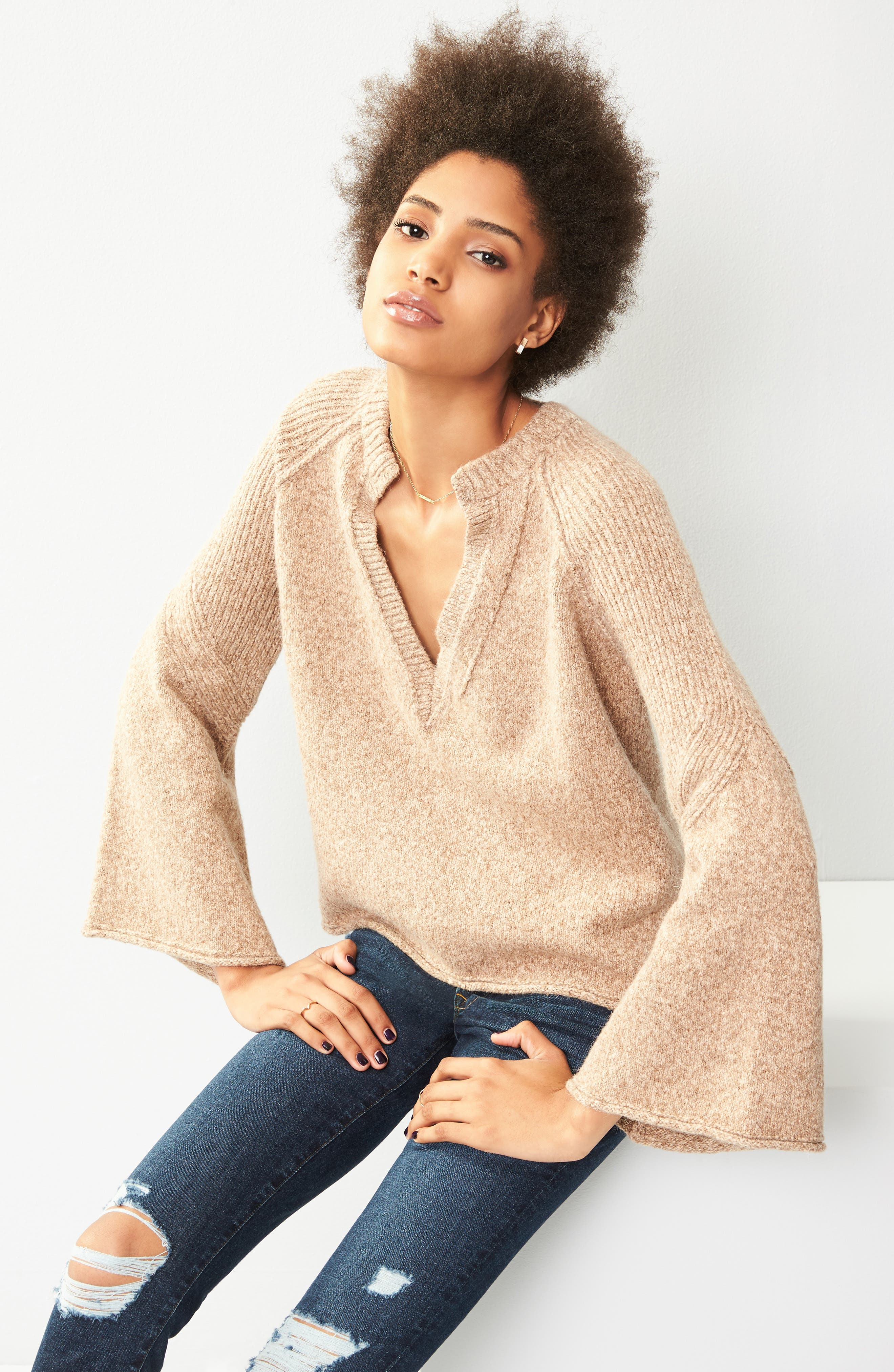 Griffyn Sweater,                             Alternate thumbnail 2, color,
