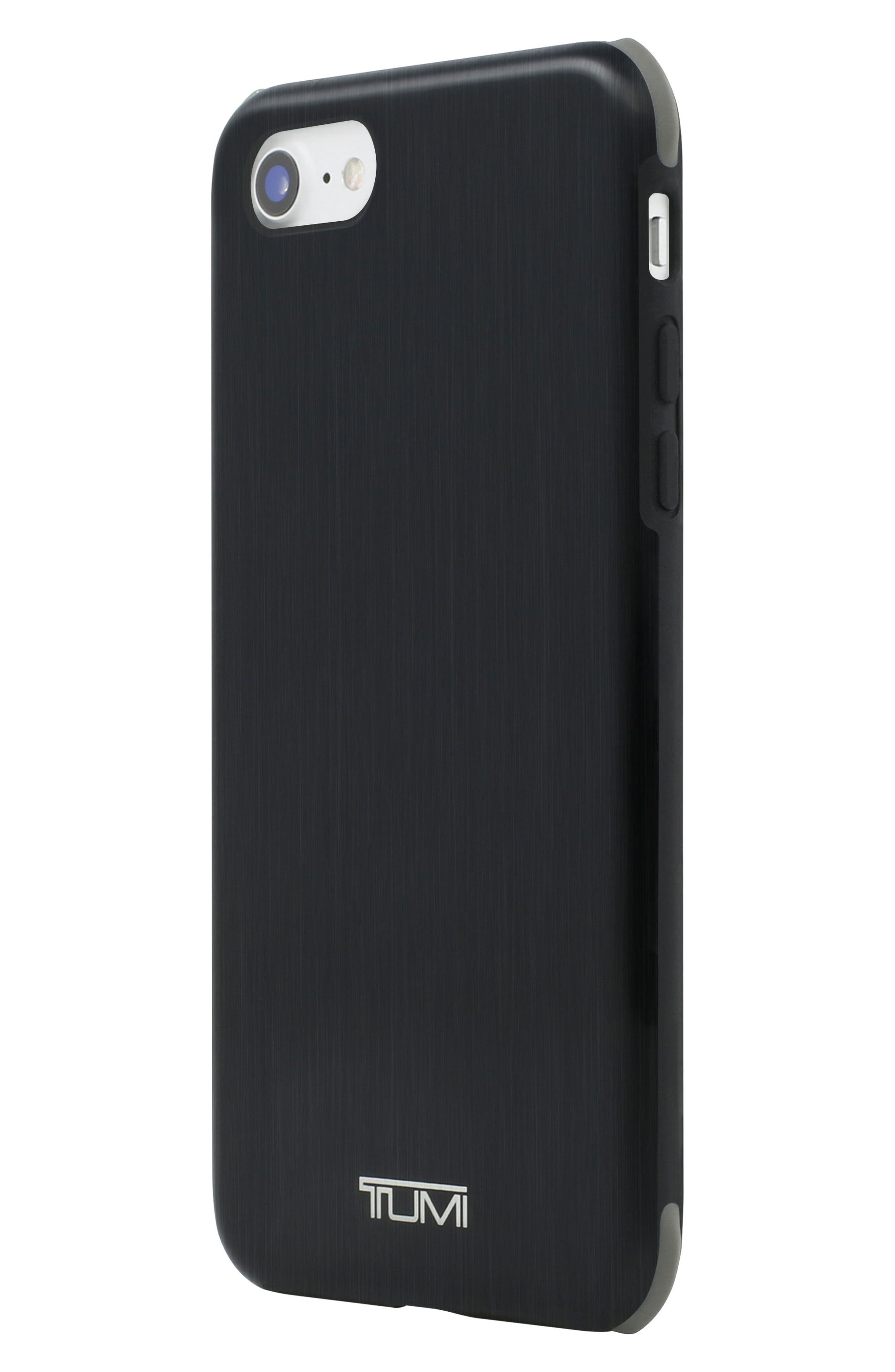 iPhone 8 Case,                             Alternate thumbnail 2, color,                             Matte Black/ Grey