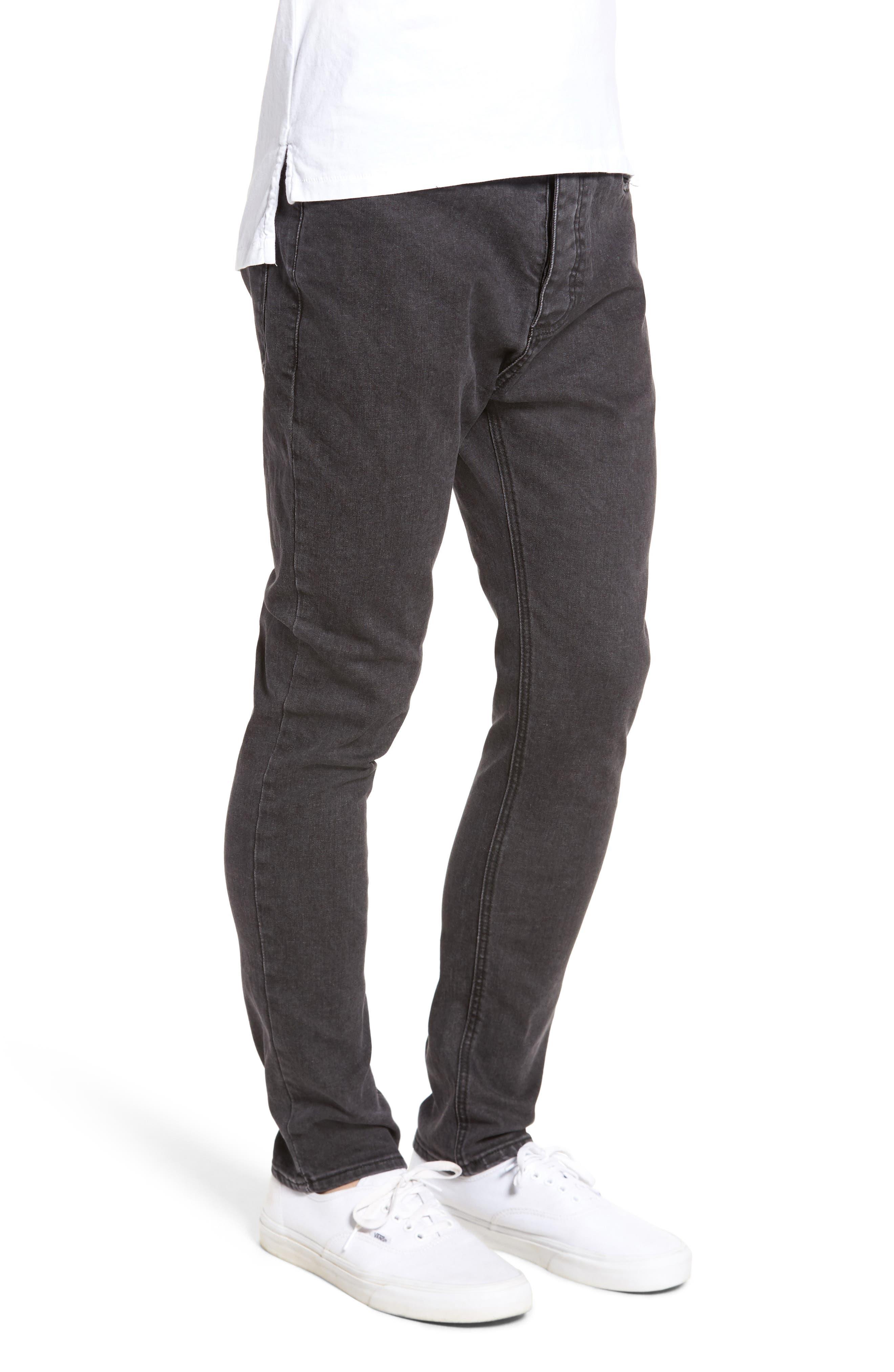 Alternate Image 3  - ZANEROBE Joe Blow Destroyed Denim Jeans