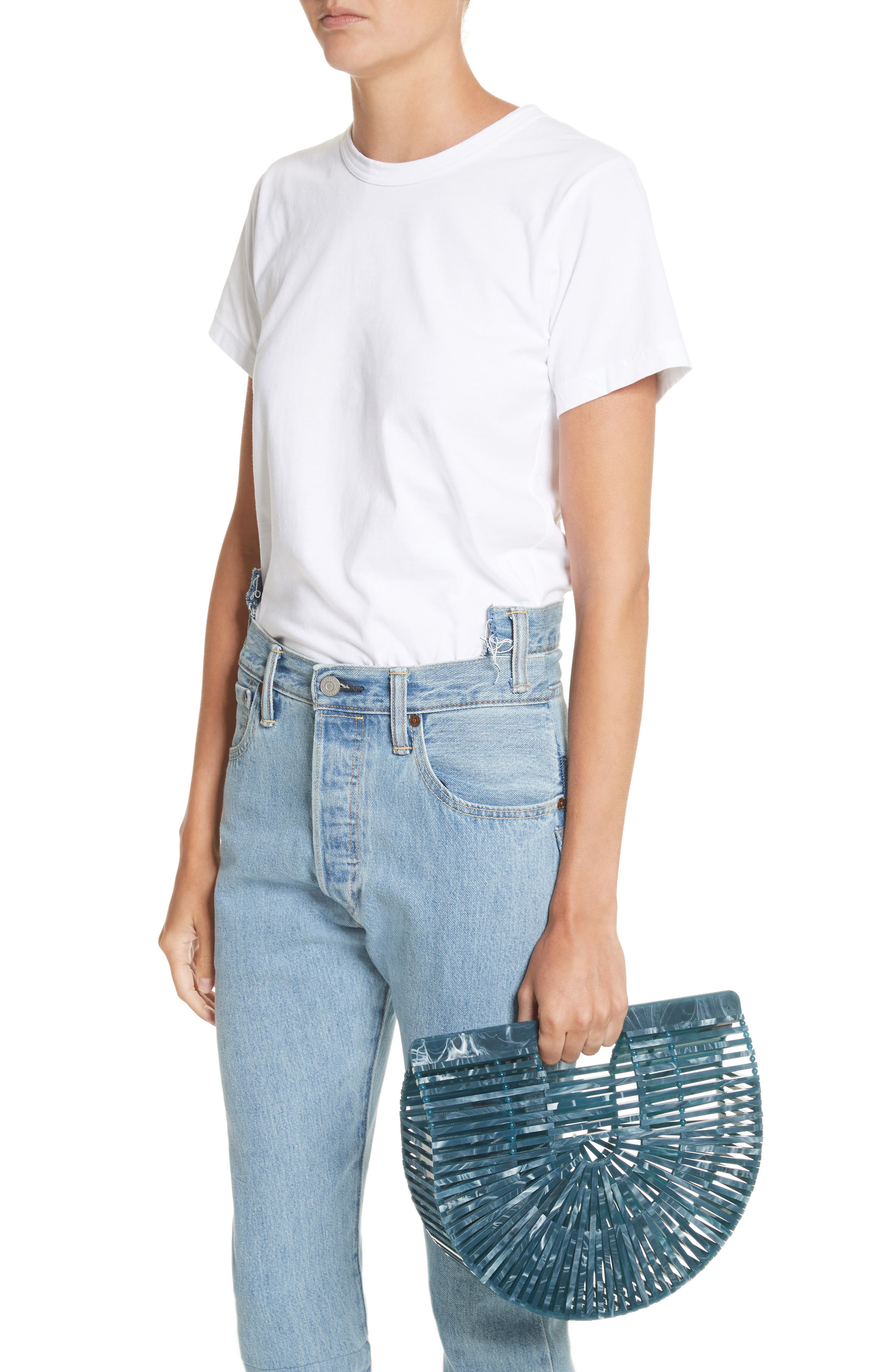 Alternate Image 2  - Cult Gaia Small Ark Handbag