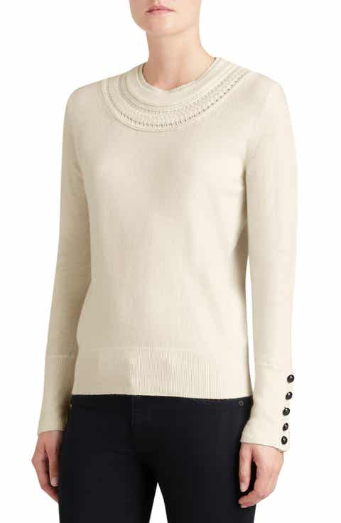 Women's White Sweaters | Nordstrom