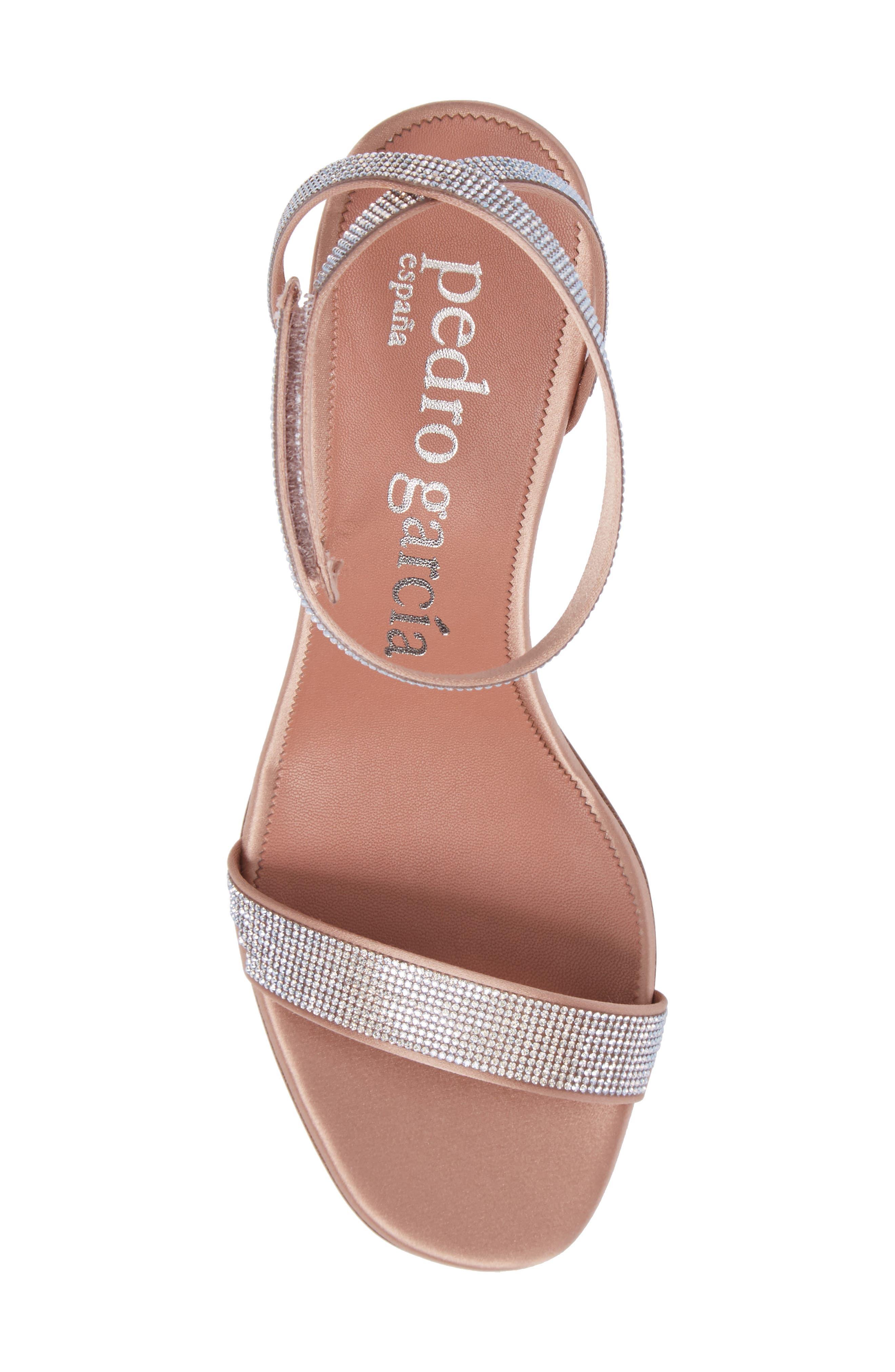 Alternate Image 5  - Pedro Garcia Xela Block Heel Sandal (Women)
