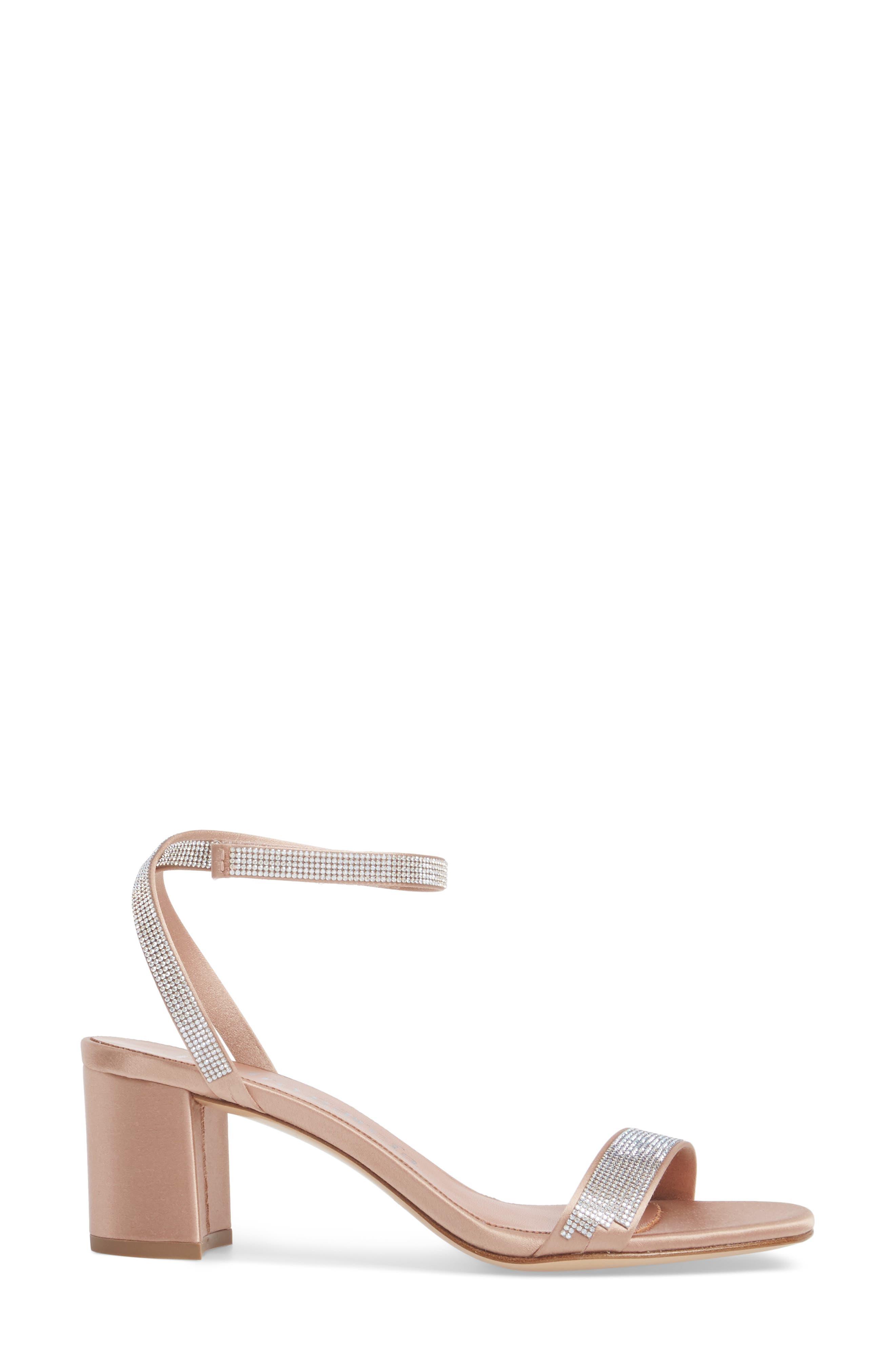 Alternate Image 3  - Pedro Garcia Xela Block Heel Sandal (Women)