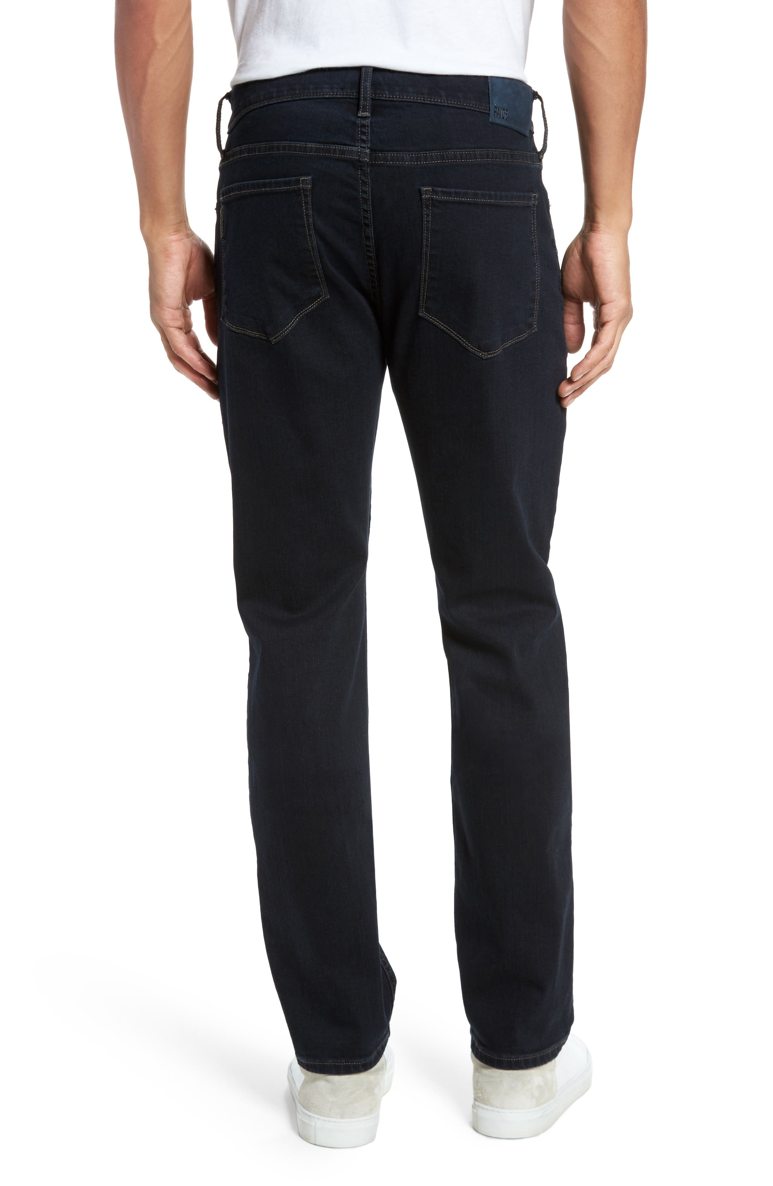 Alternate Image 2  - PAIGE Federal Slim Straight Leg Jeans (Webster)