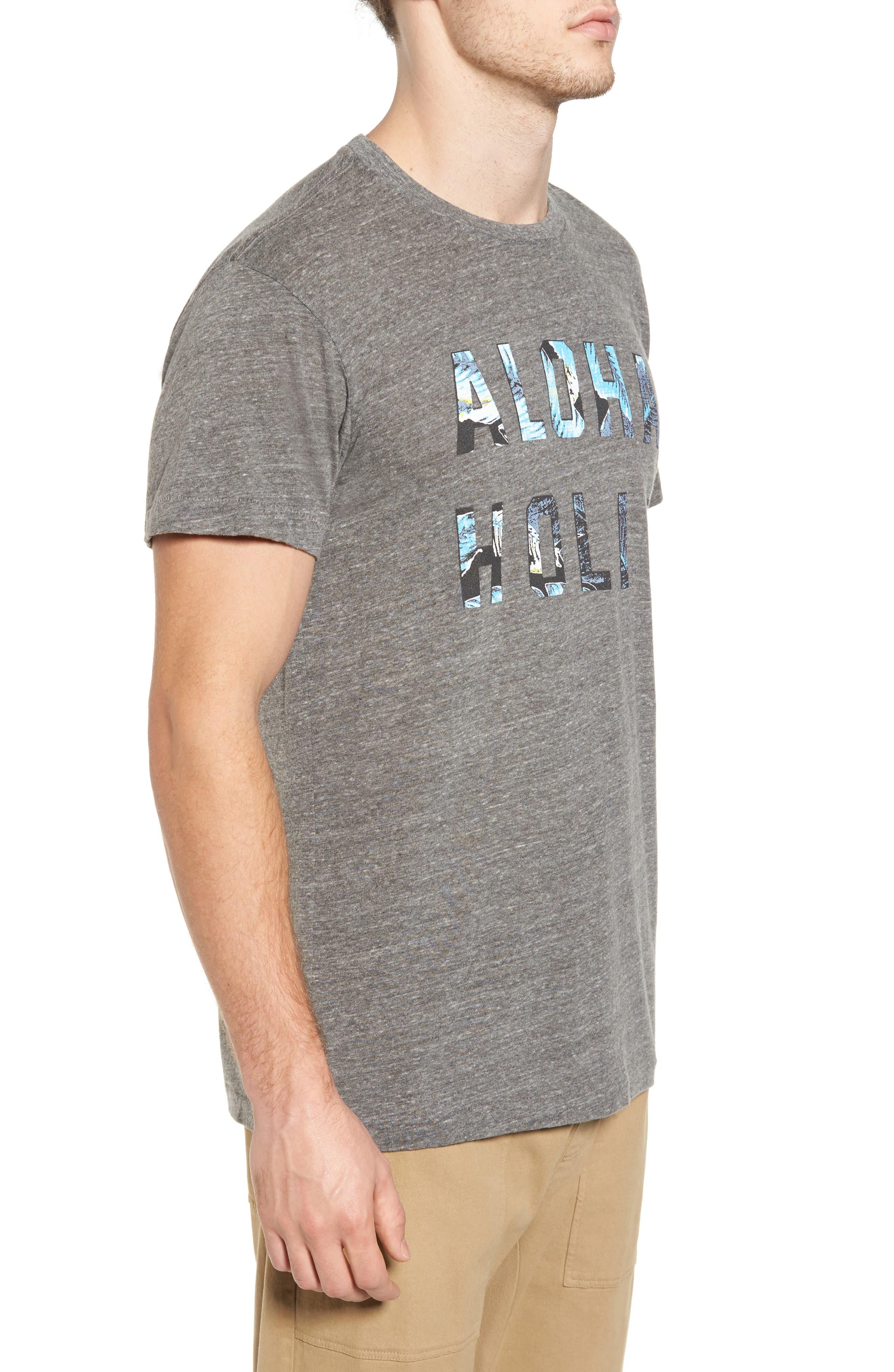Alternate Image 3  - Sol Angeles Aloha Holic Graphic T-Shirt