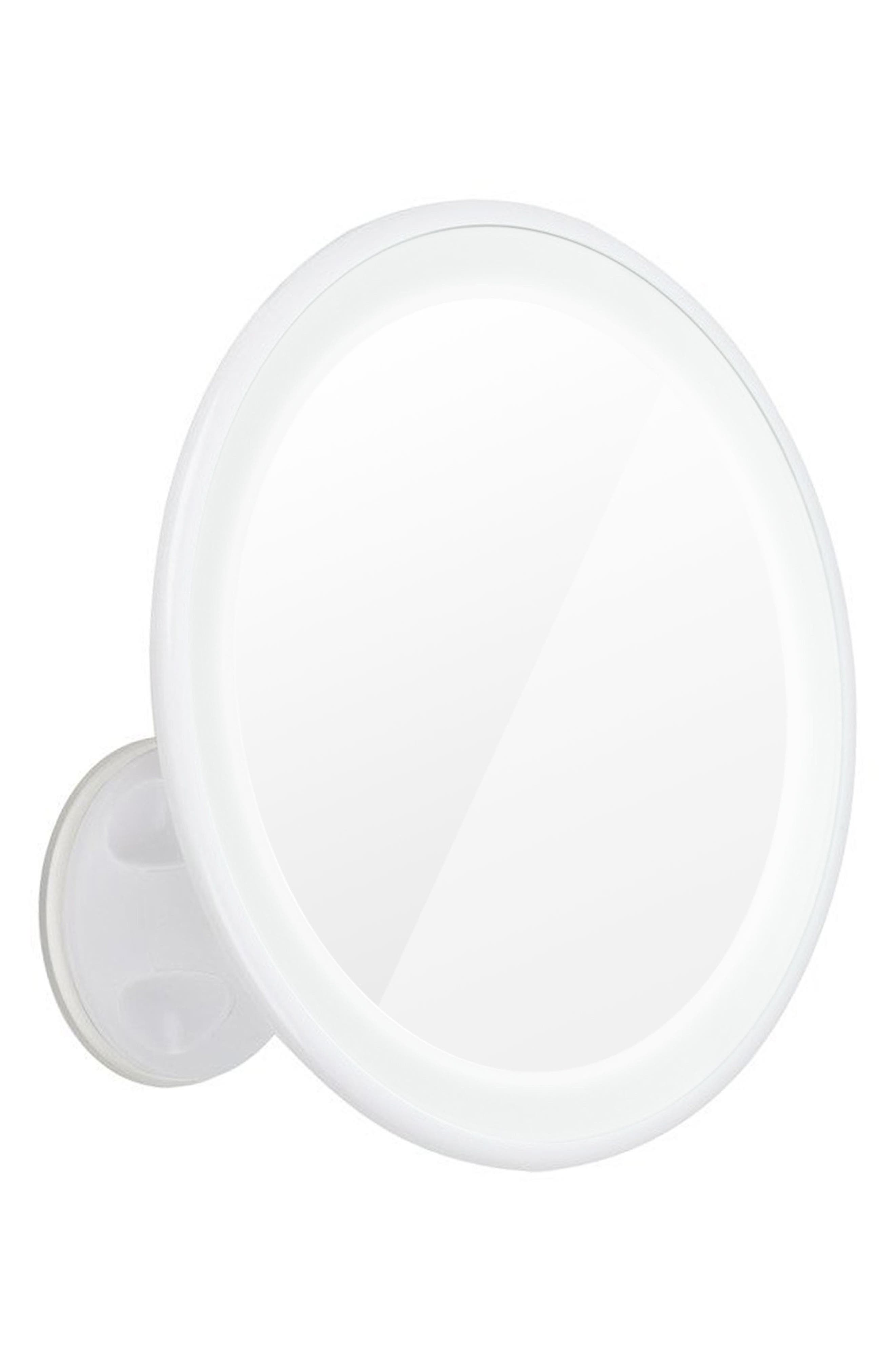 Impressions Vanity Co. Halo LED 5x Wall Mirror