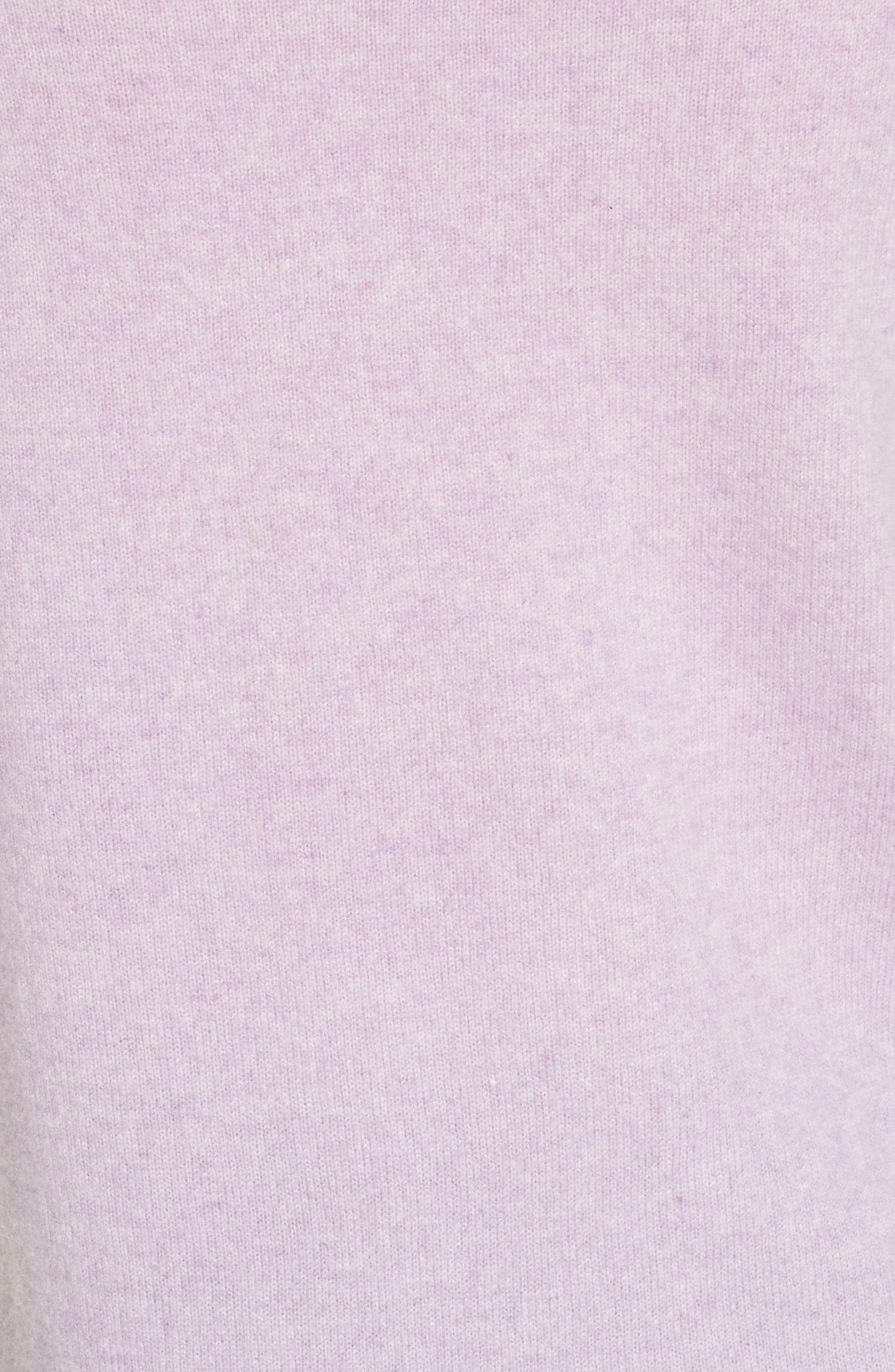 Alternate Image 5  - Nordstrom Signature Boiled Cashmere Sweater
