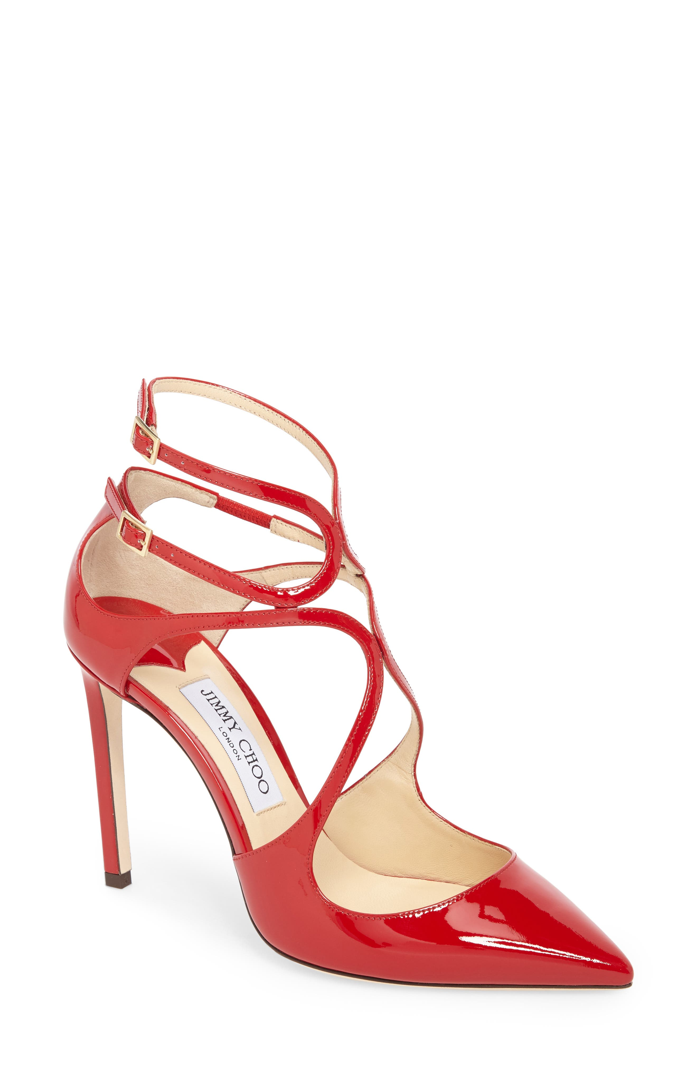 Main Image - Jimmy Choo Lancer Strappy Pump (Women)