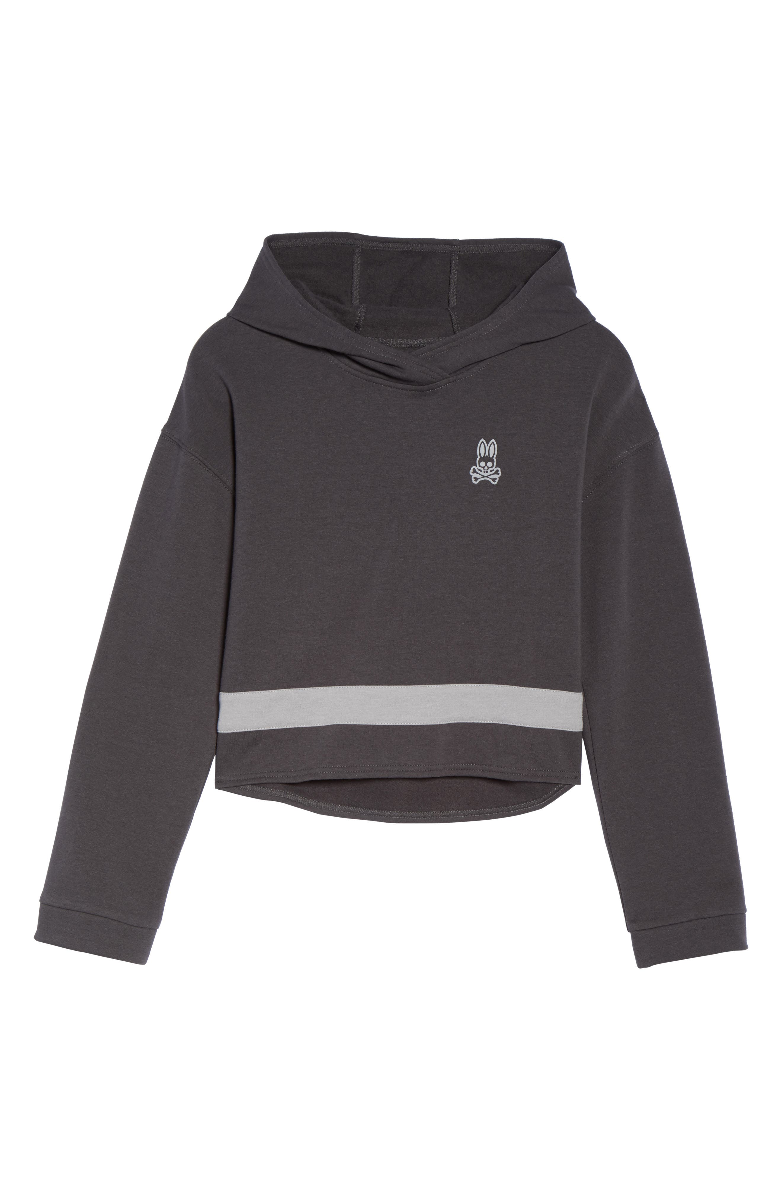 Comfy Lounge Hoodie,                             Alternate thumbnail 5, color,                             Forged Iron