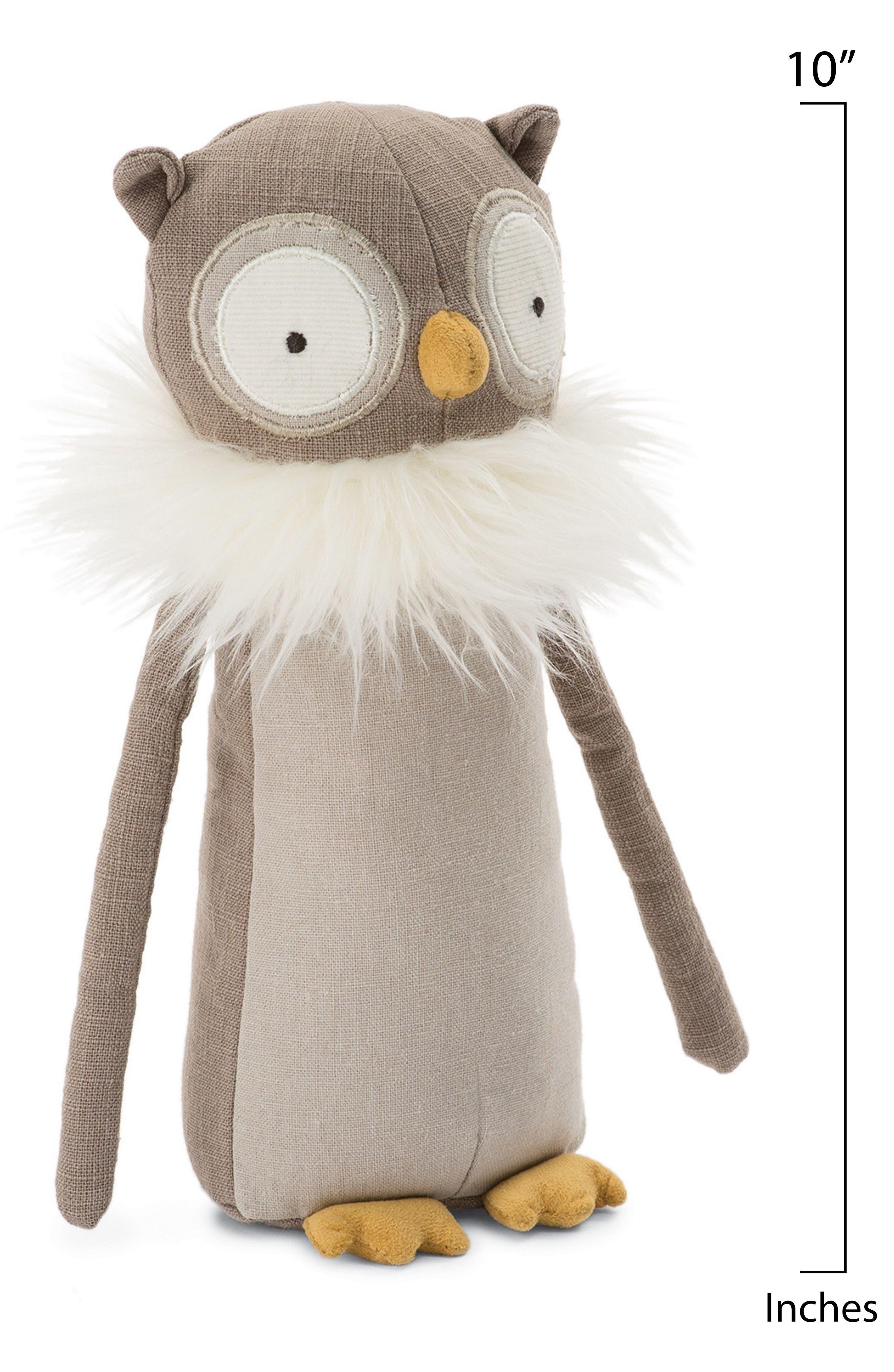 Alternate Image 2  - Jellycat Skandoodle Owl Stuffed Animal