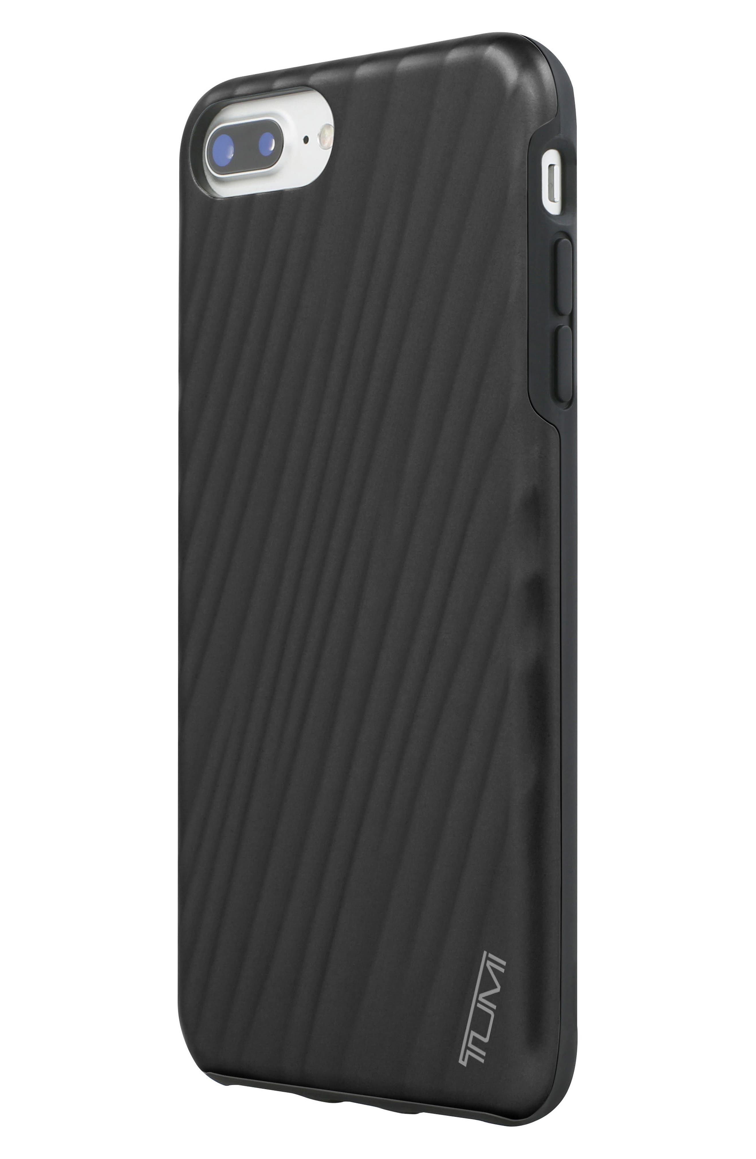 19 Degree iPhone 8 Plus Case,                             Alternate thumbnail 2, color,                             Matte Black