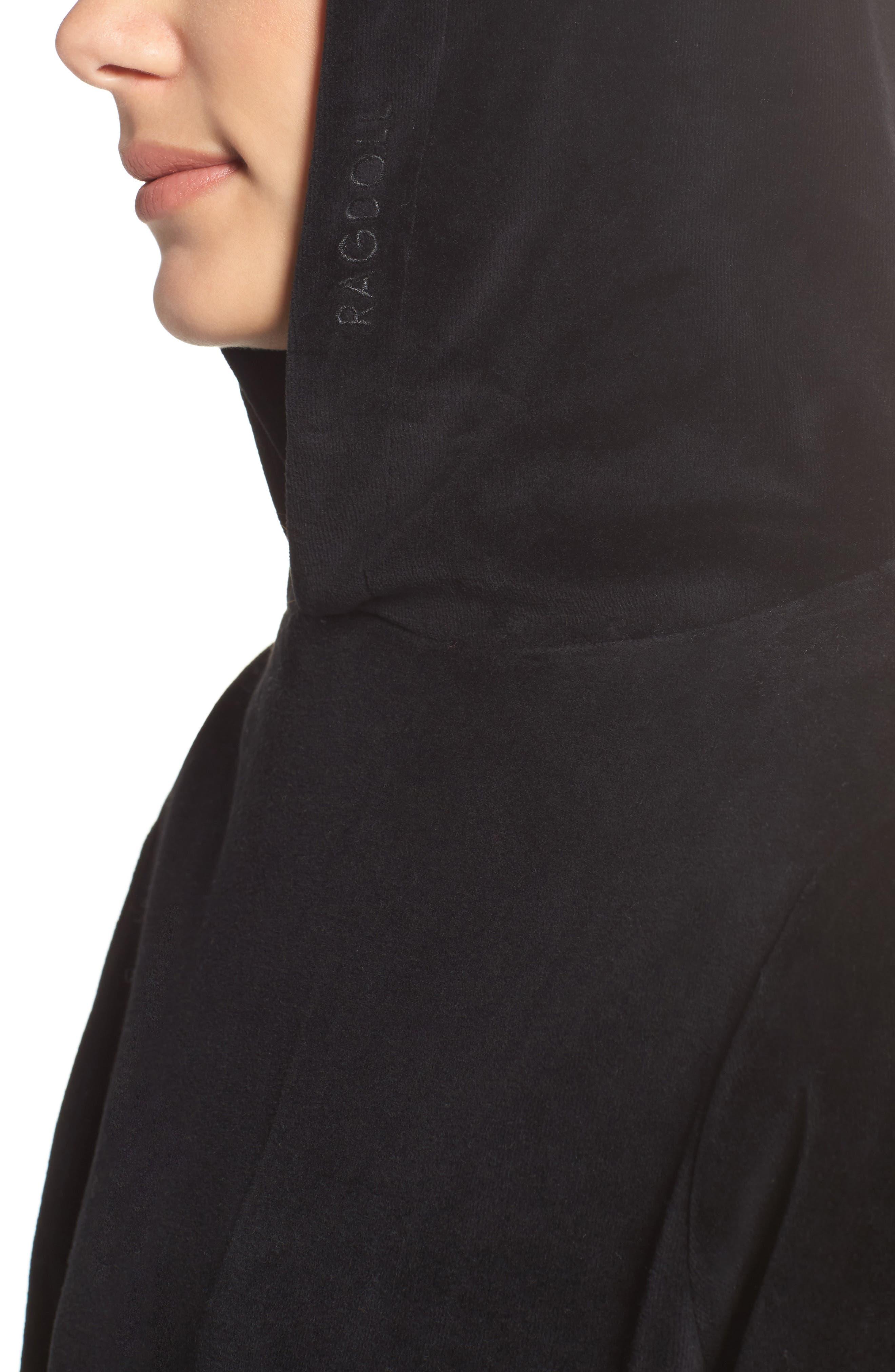 Alternate Image 4  - Ragdoll Pullover Hoodie