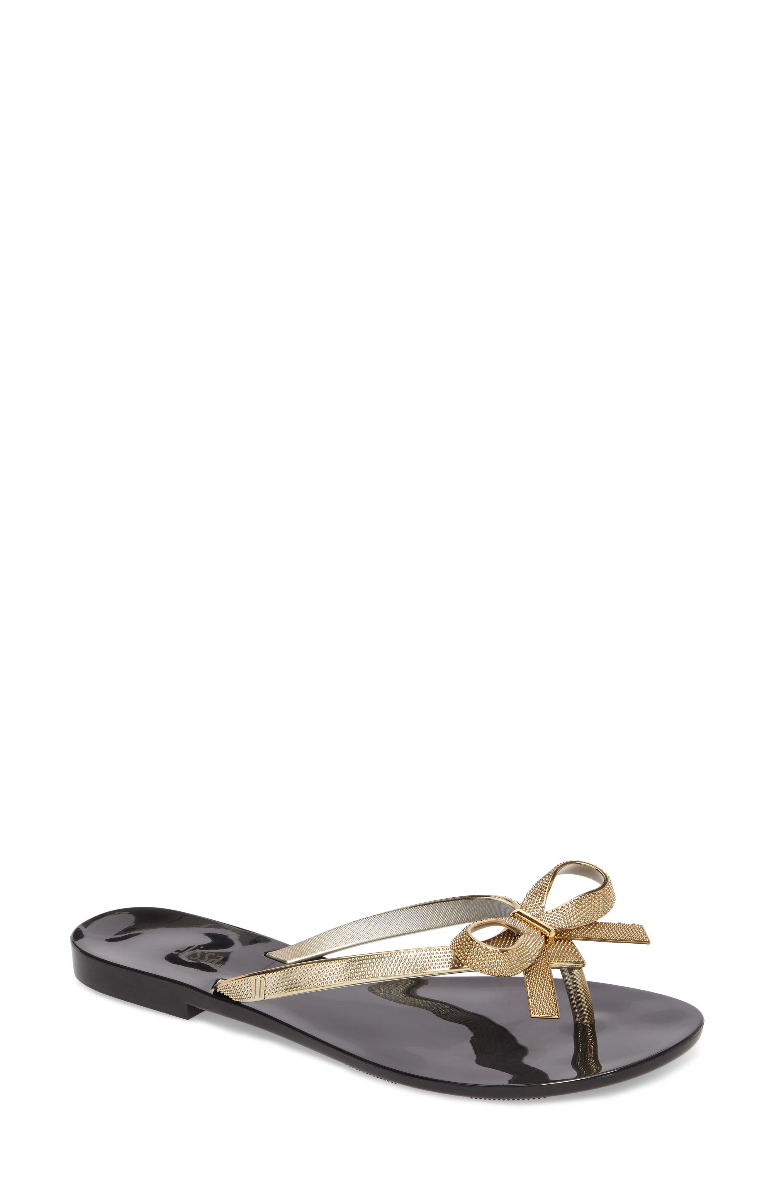 Melissa Harmonic Bow Chrome II Sandal (Women)