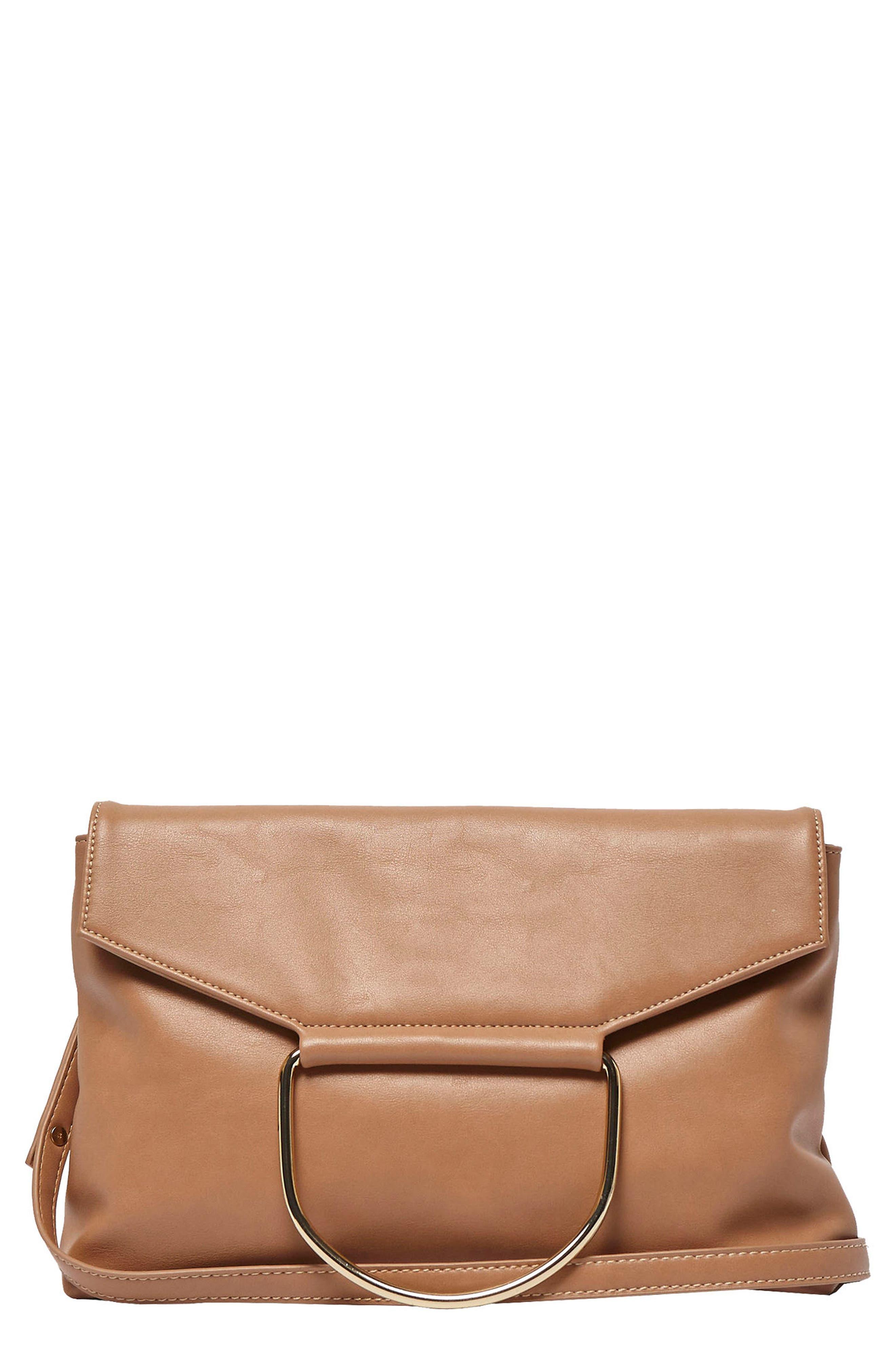 Urban Originals On Your Radar Vegan Leather Foldover Bag
