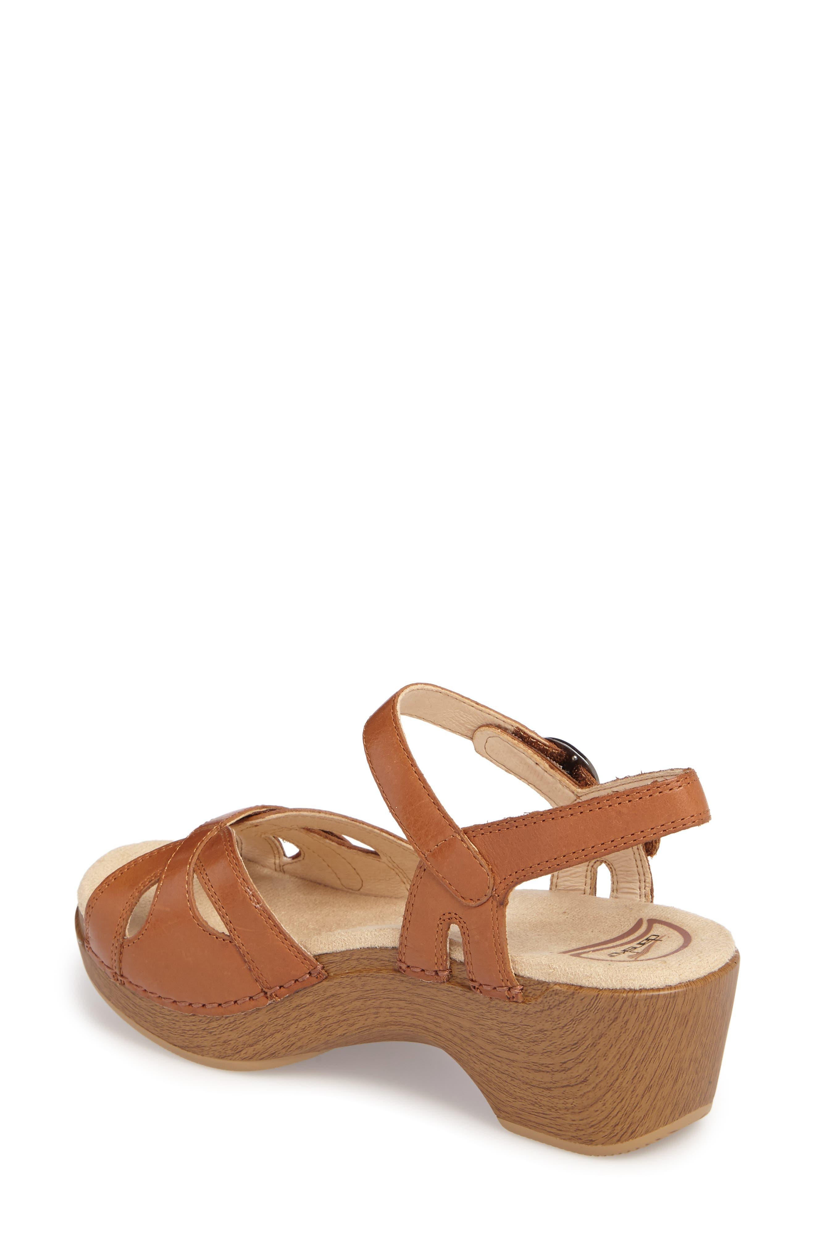 Alternate Image 2  - Dansko Season Sandal (Women)