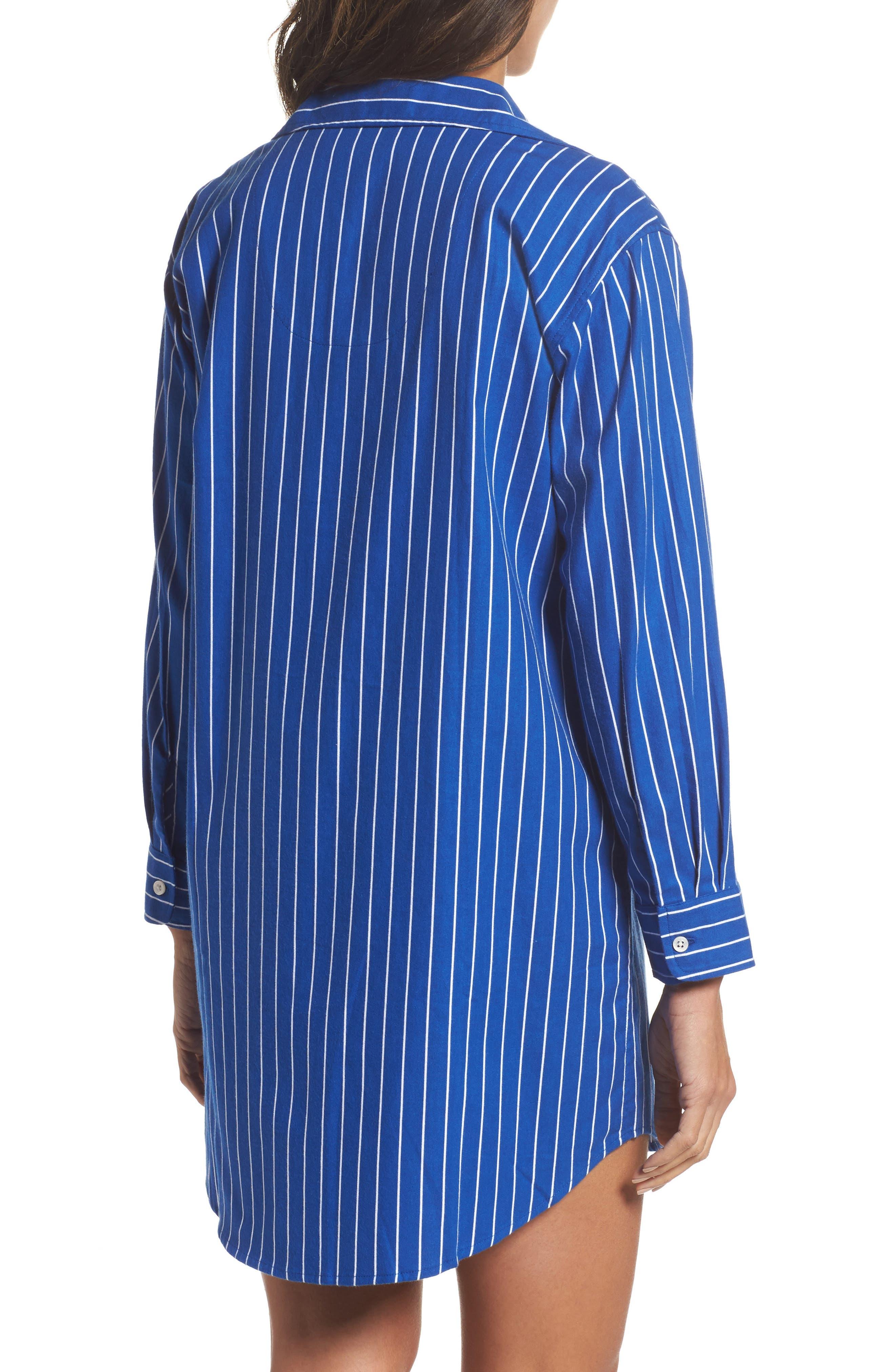 Alternate Image 2  - Lauren Ralph Lauren Sleep Shirt
