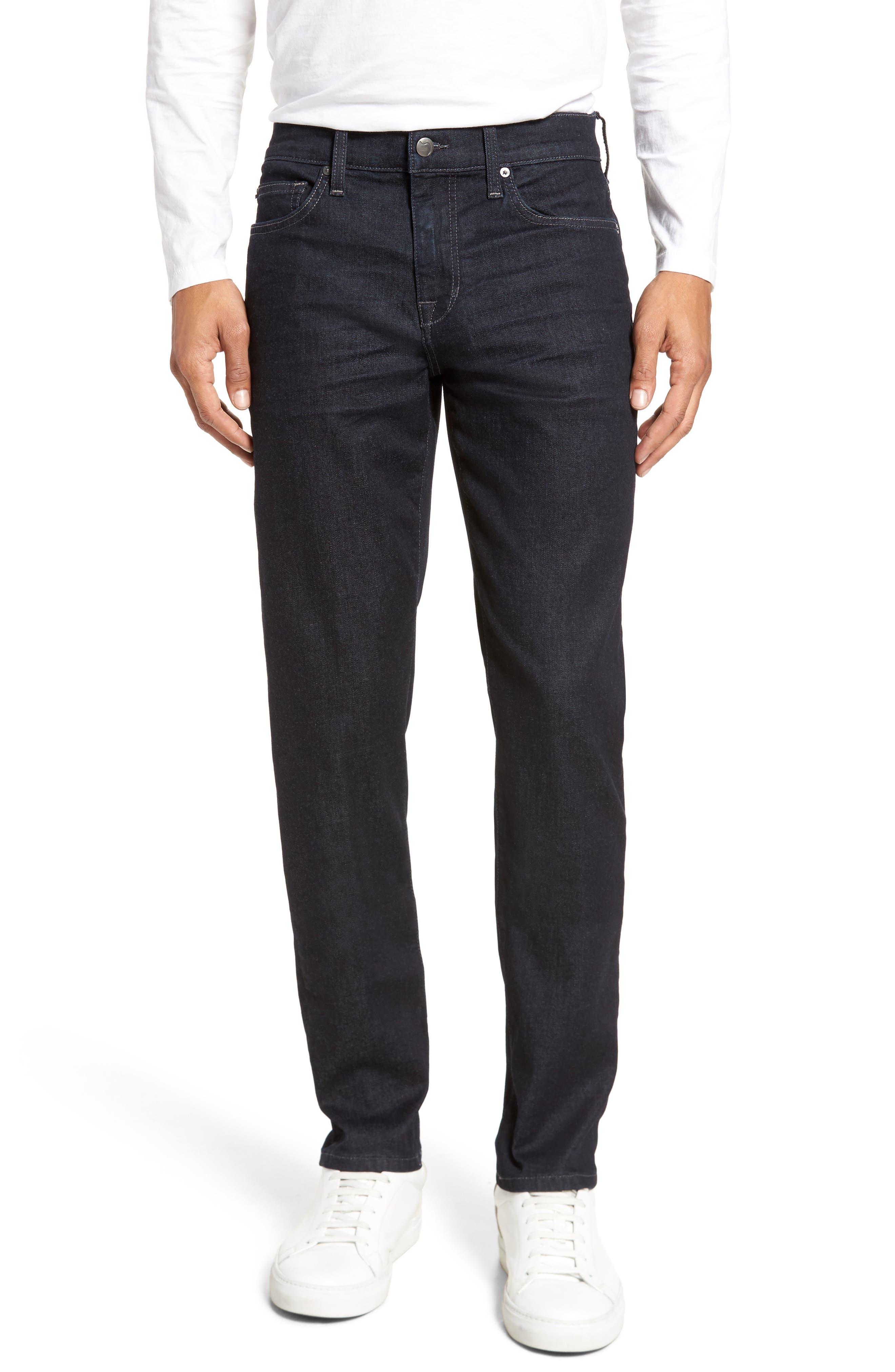 Slim Slim Fit Jeans,                             Main thumbnail 1, color,                             Nuhollis