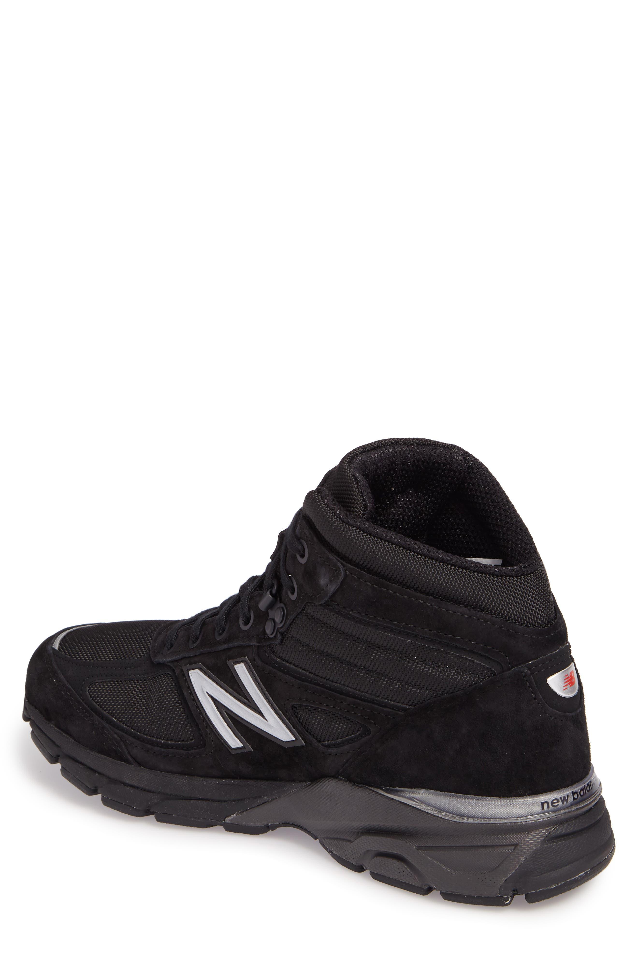Alternate Image 2  - New Balance 990v4 Water Resistant Sneaker Boot (Men)