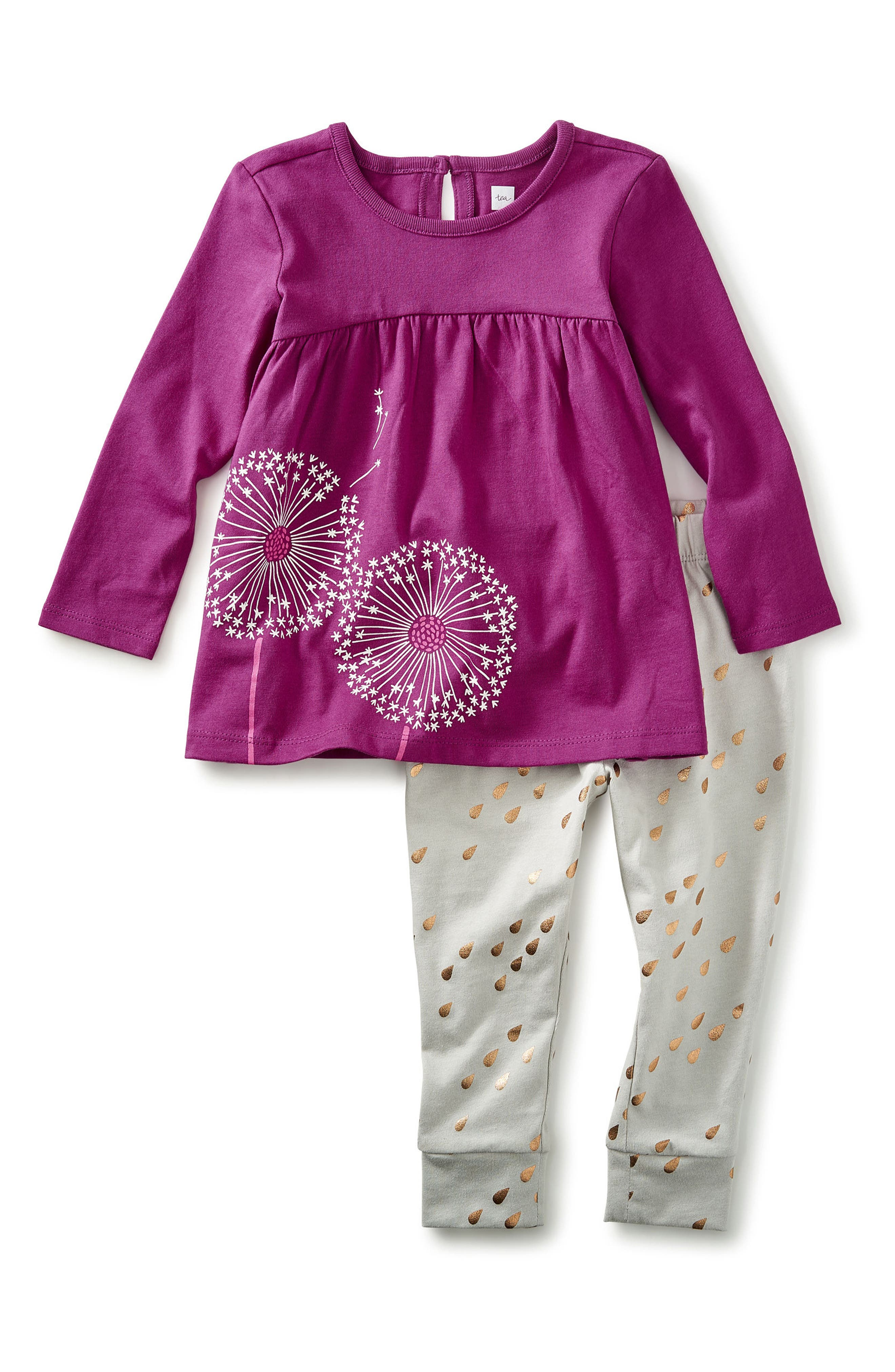 Baby Girls Clothing Dresses Bodysuits & Footies