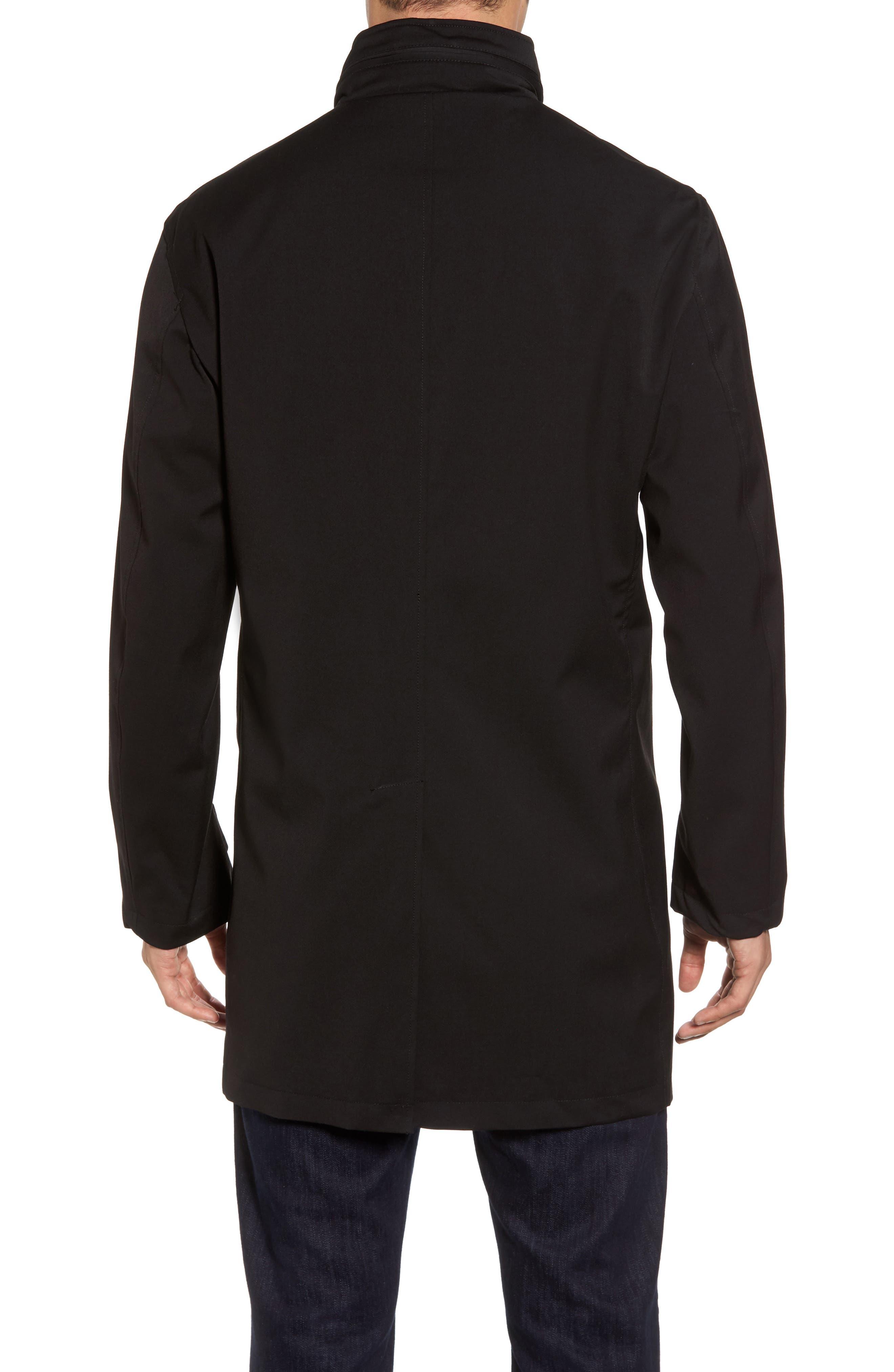 Alternate Image 2  - Michael Kors Stretch Rain Coat