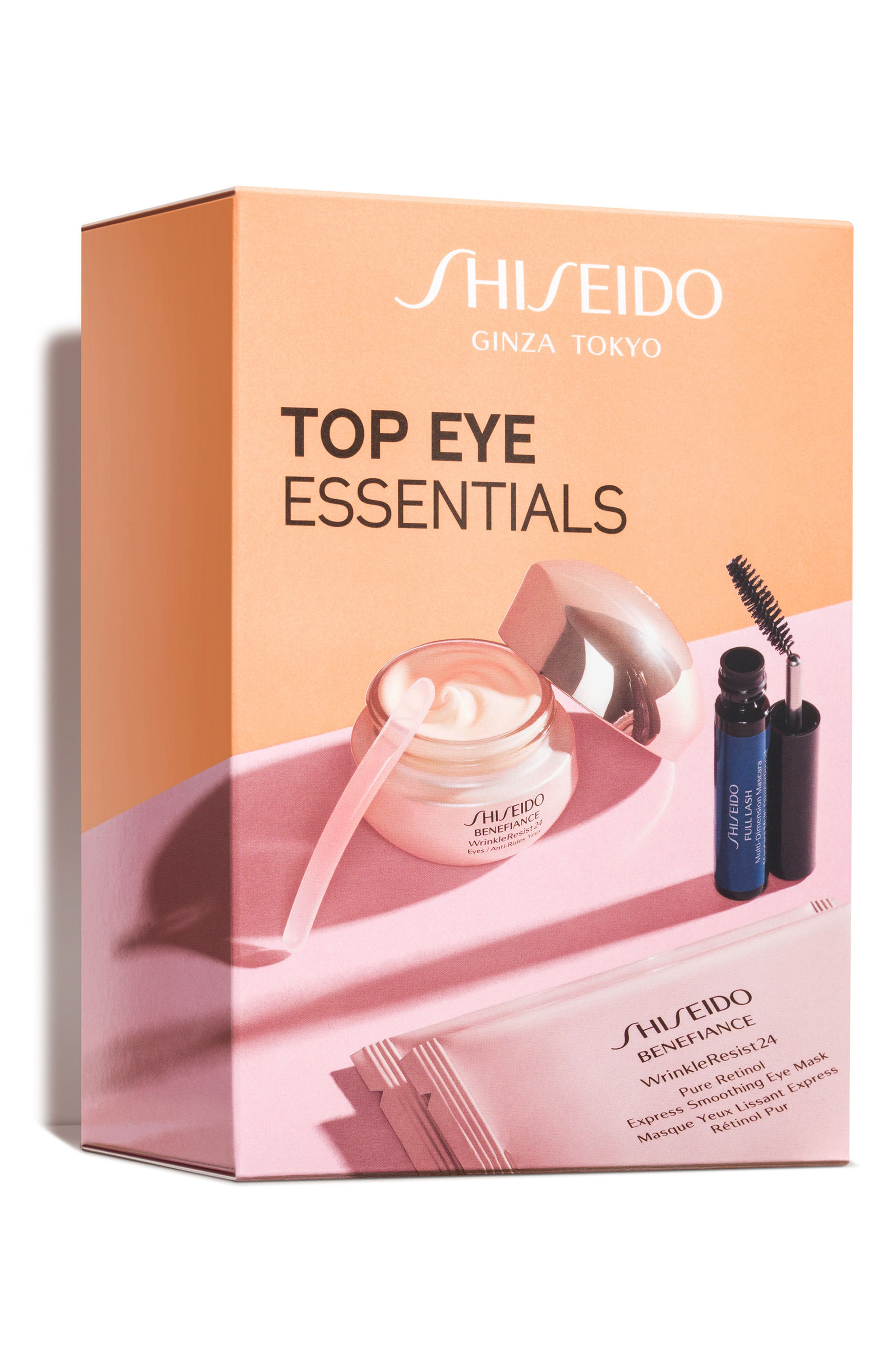 Top Eye Essentials Collection,                             Alternate thumbnail 3, color,                             No Color