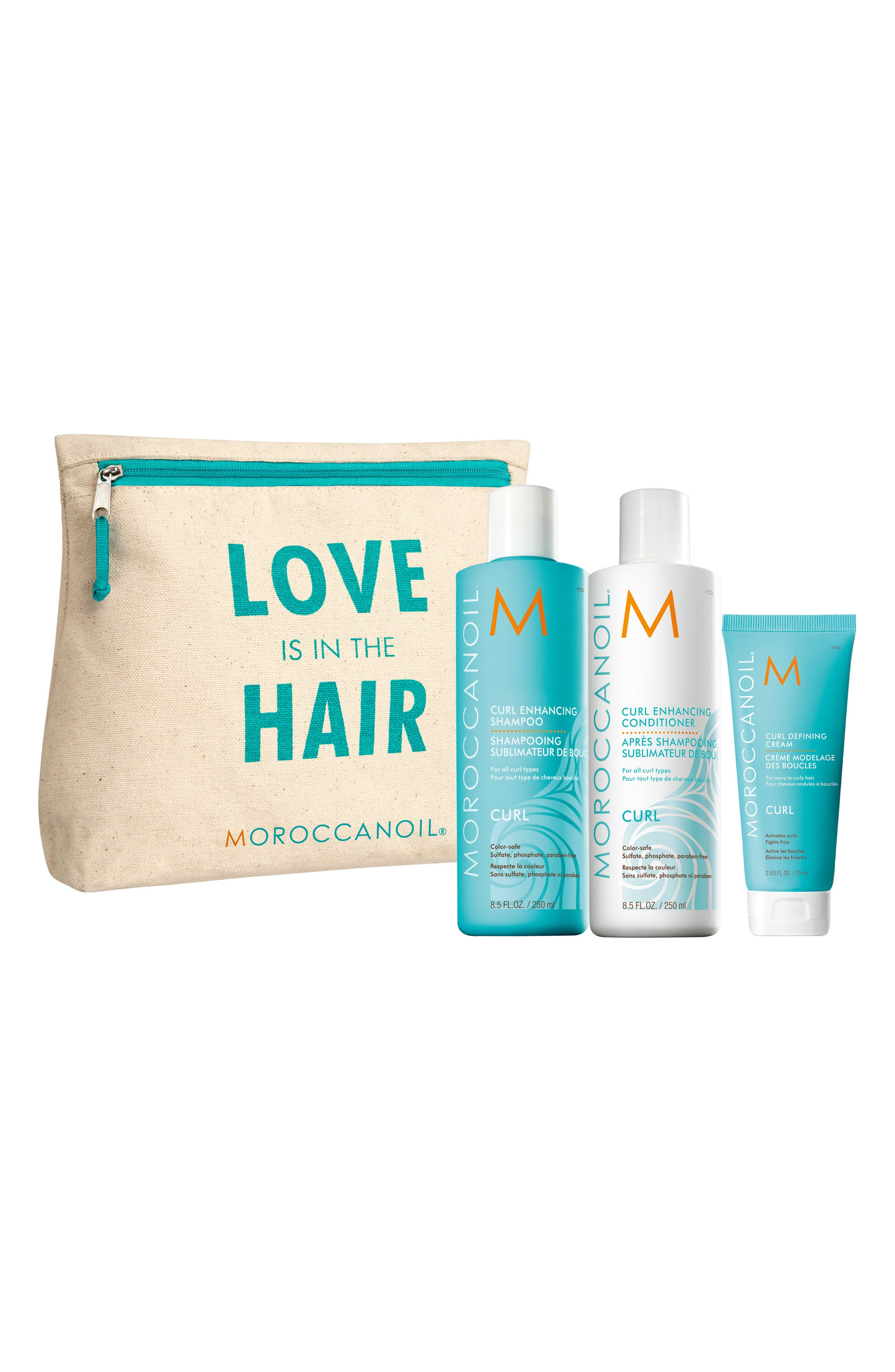 MOROCCANOIL® Love is in the Hair Curl Set ($70 Value)