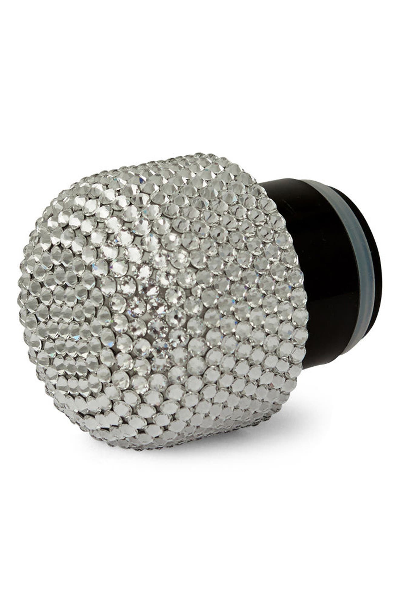 Alina Swarovski Crystal Insulated Stainless Steel Water Bottle,                             Alternate thumbnail 3, color,                             Alina