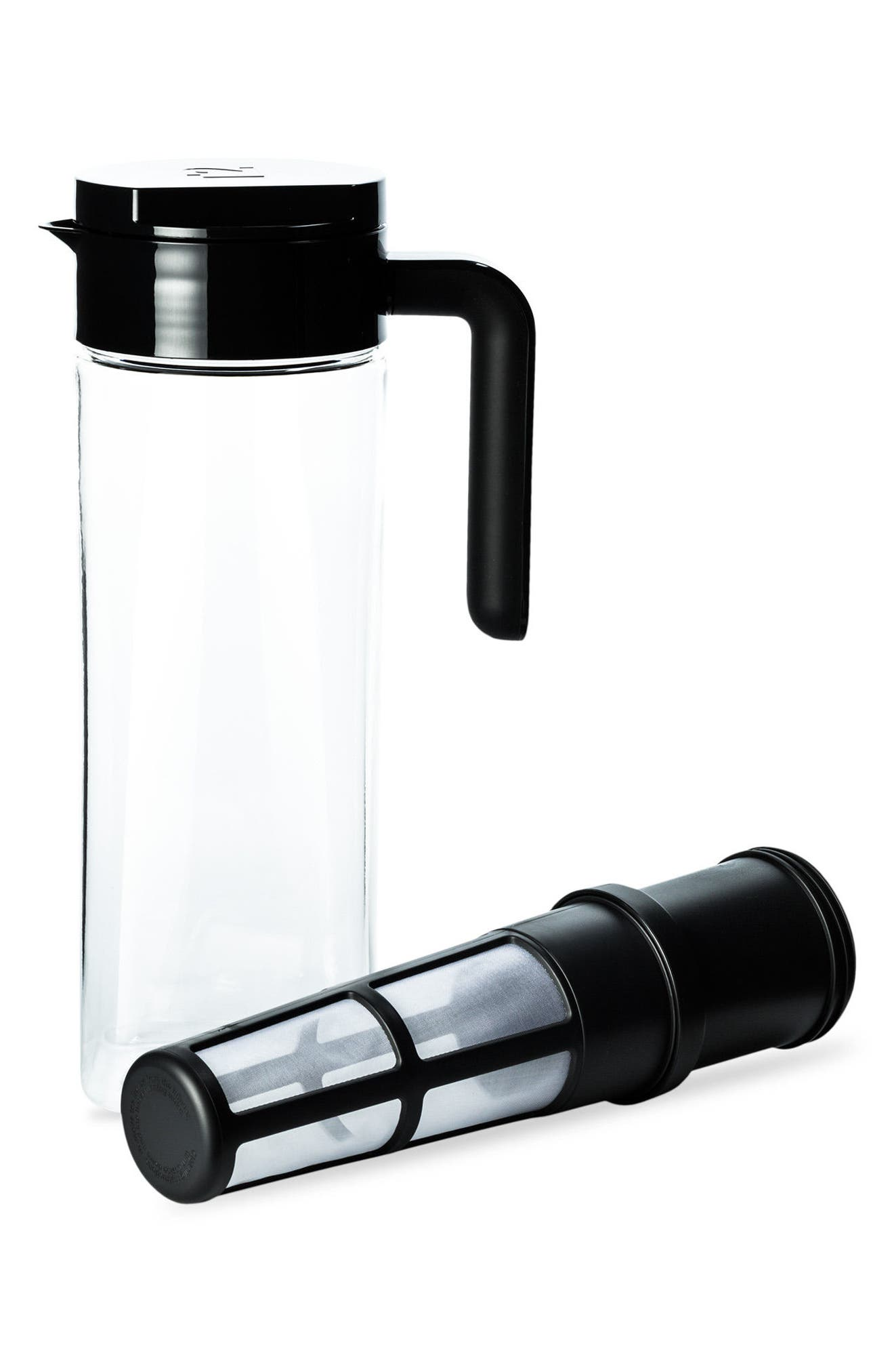 Alternate Image 2  - T2 Tea Jug-a-Lot Loose Leaf Tea Travel Mug