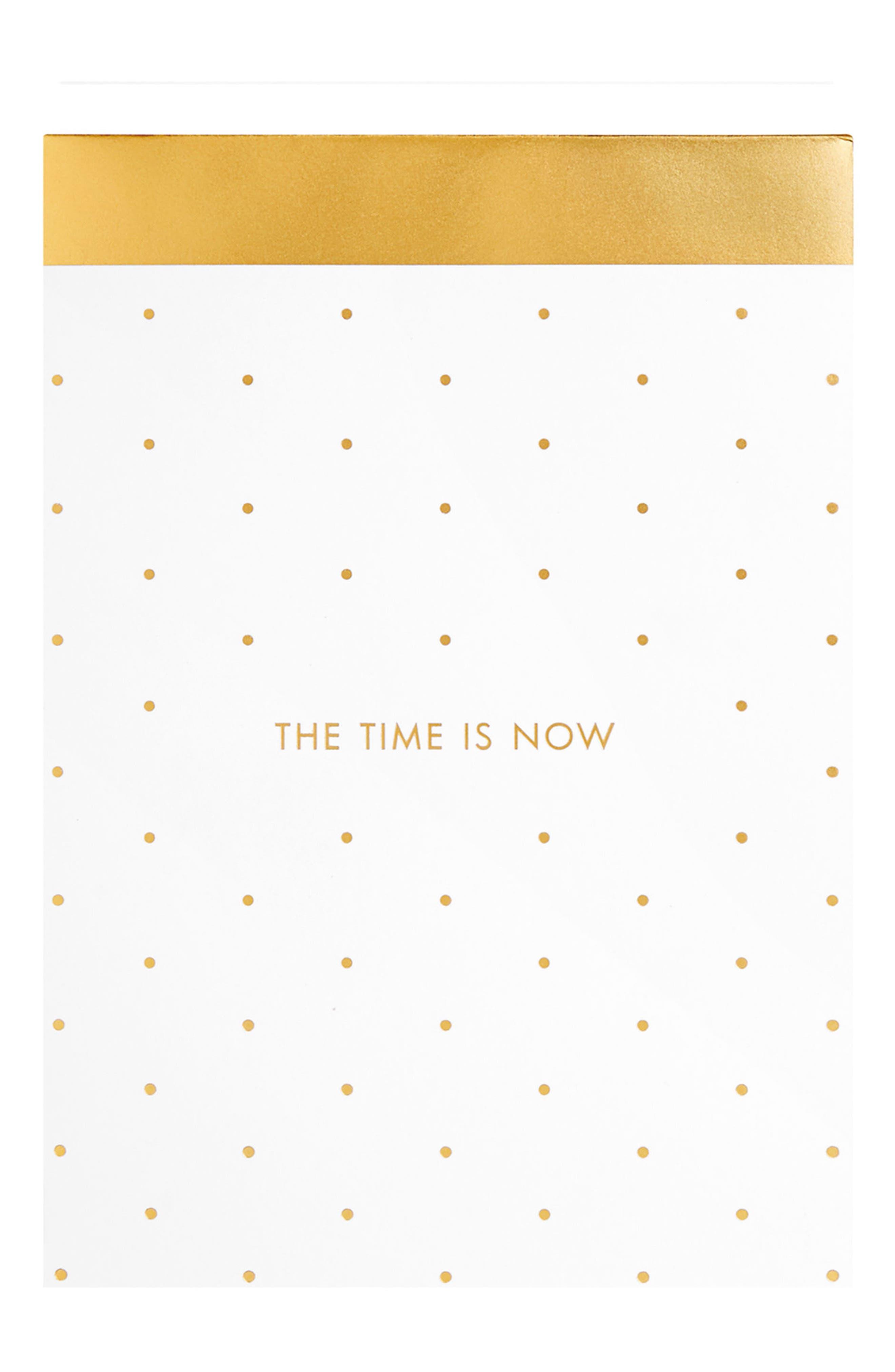 Main Image - kikki.K Time is Now Notepad